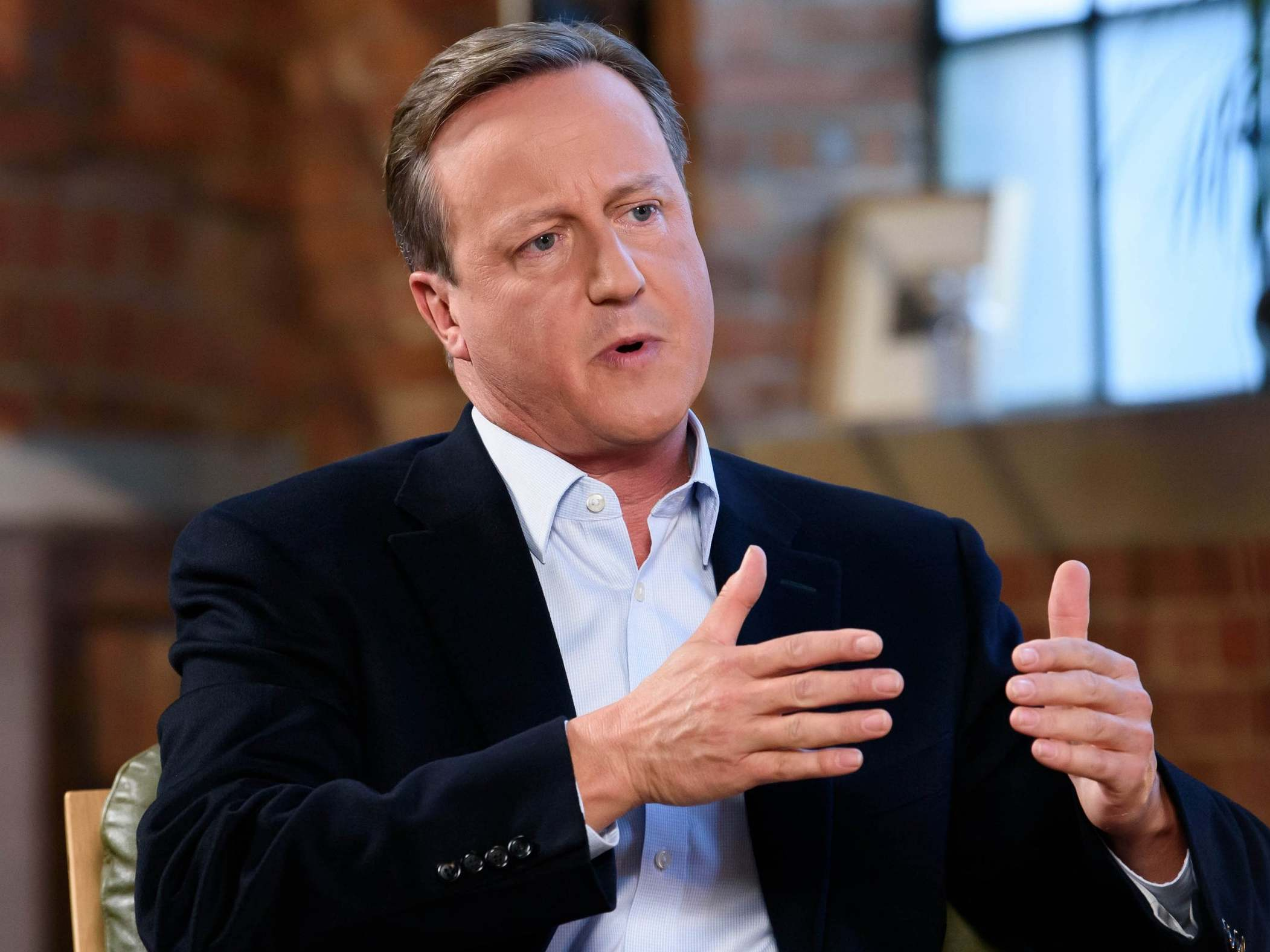 David Cameron breaks silence on 'false and ludicrous' dead pig allegations