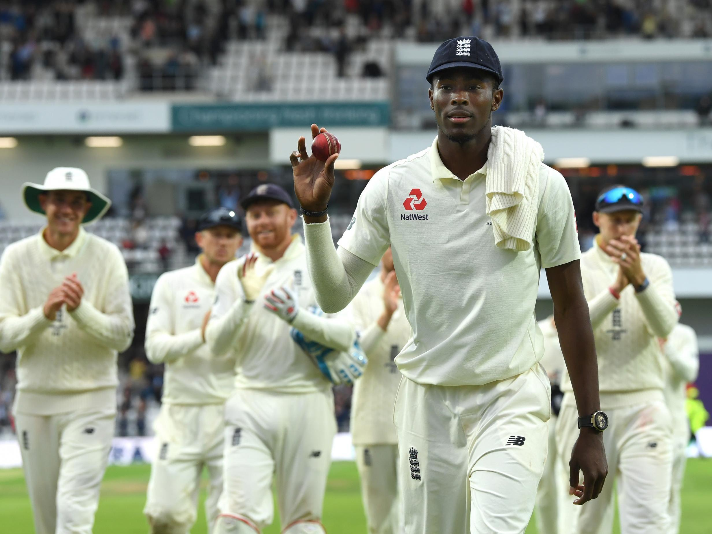 Jofra Archer awarded England Test and white-ball central contract