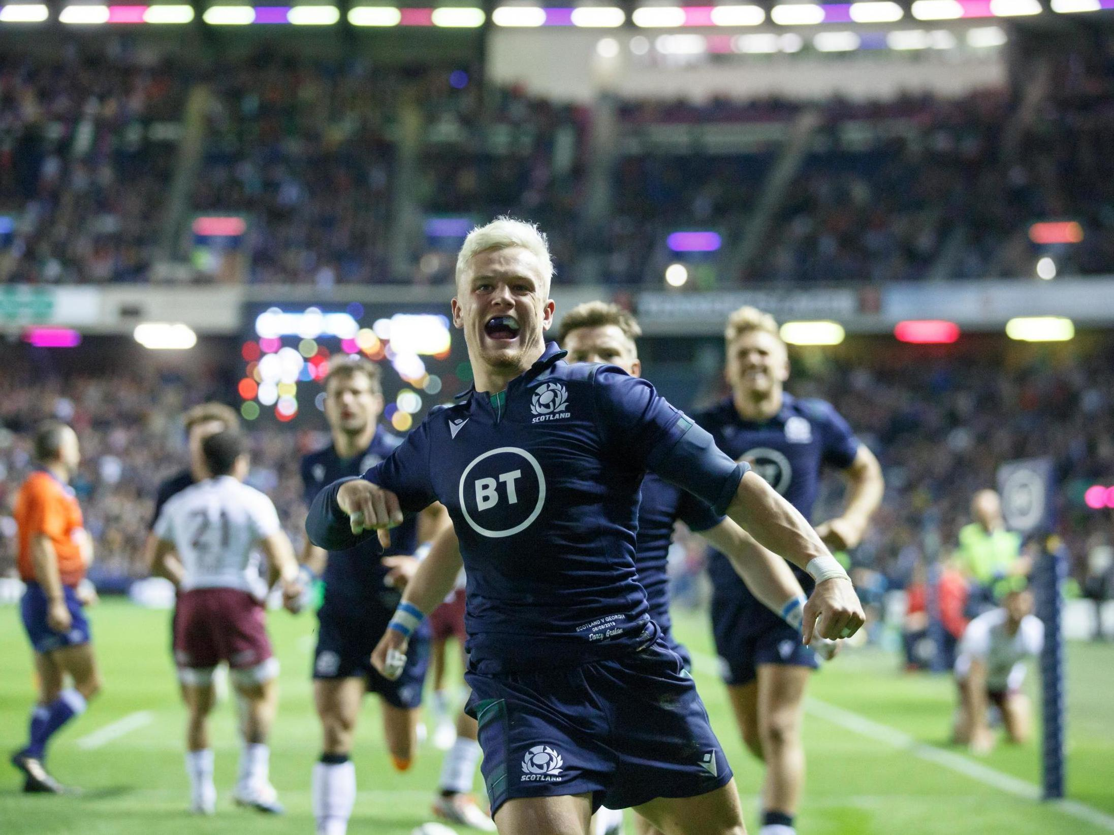 Rugby World Cup – Scotland profile: Full squad, head coach, fixtures, key player, prediction and odds