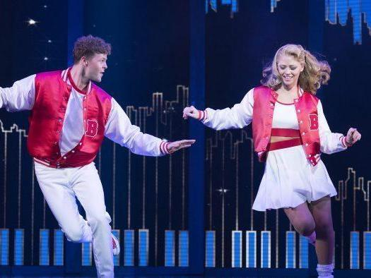 Big, Dominion Theatre review: Kimberley Walsh is a knockout in a zestful production with an uncynical spirit
