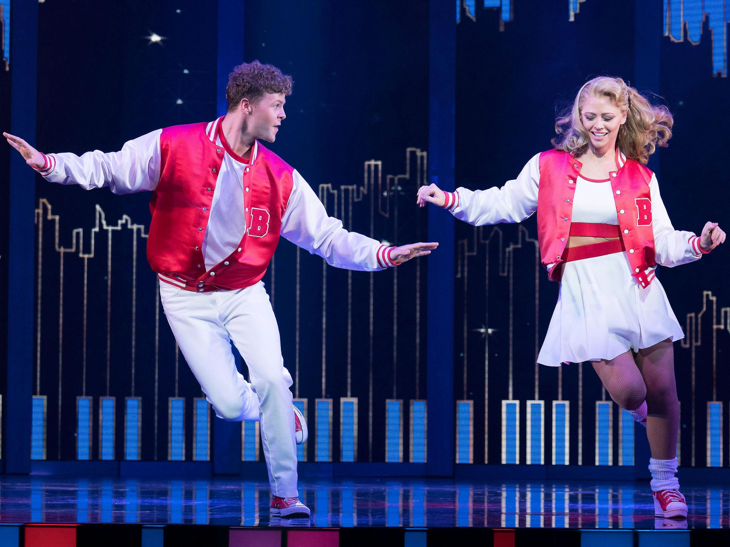 'Big', Dominion Theatre review: Kimberley Walsh is a knockout in zestful production with an uncynical spirit
