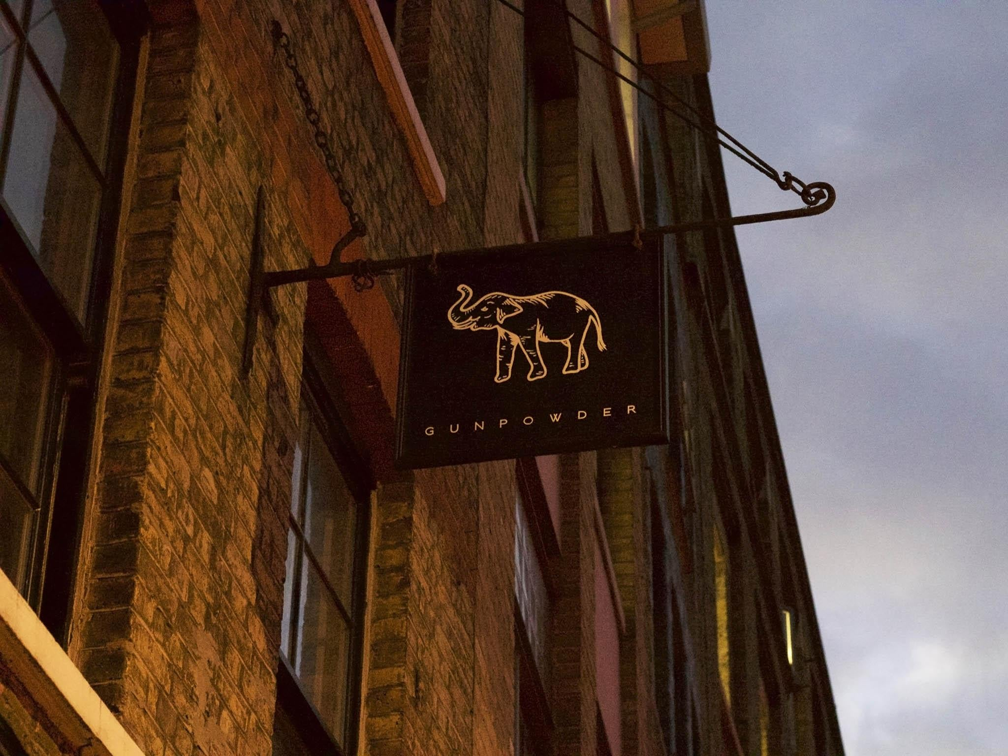 Restaurant review, Gunpowder: I'll be back... and this time I meant …