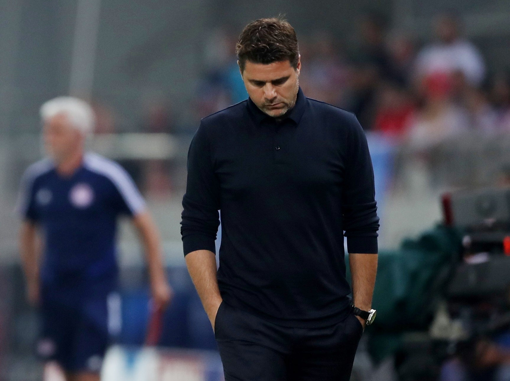 Mauricio Pochettino turns on his players after Tottenham draw with Olympiacos in Champions League