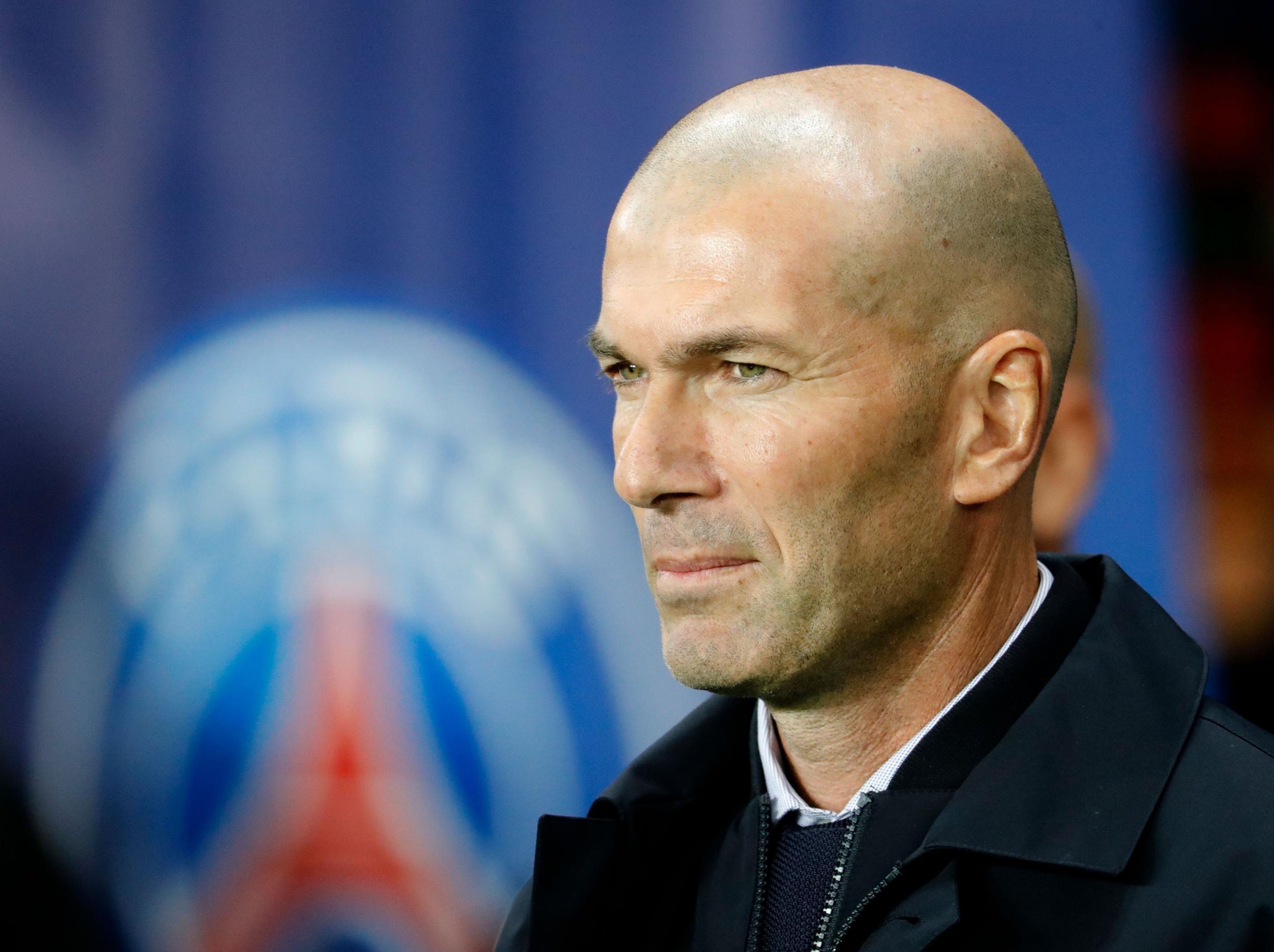 PSG vs Real Madrid: Spectre of Jose Mourinho lurks as defeat leaves Zinedine Zidane under further pressure