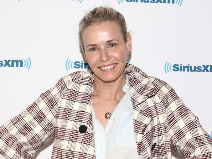 Chelsea Handler needed therapy before interviewing conservatives for white privilege documentary