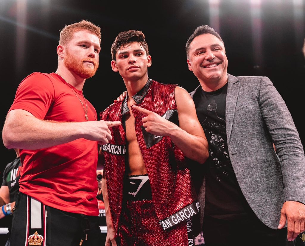 Ryan Garcia Vs Luke Campbell When Is The Fight And What Time Will It Start In The Uk The Independent