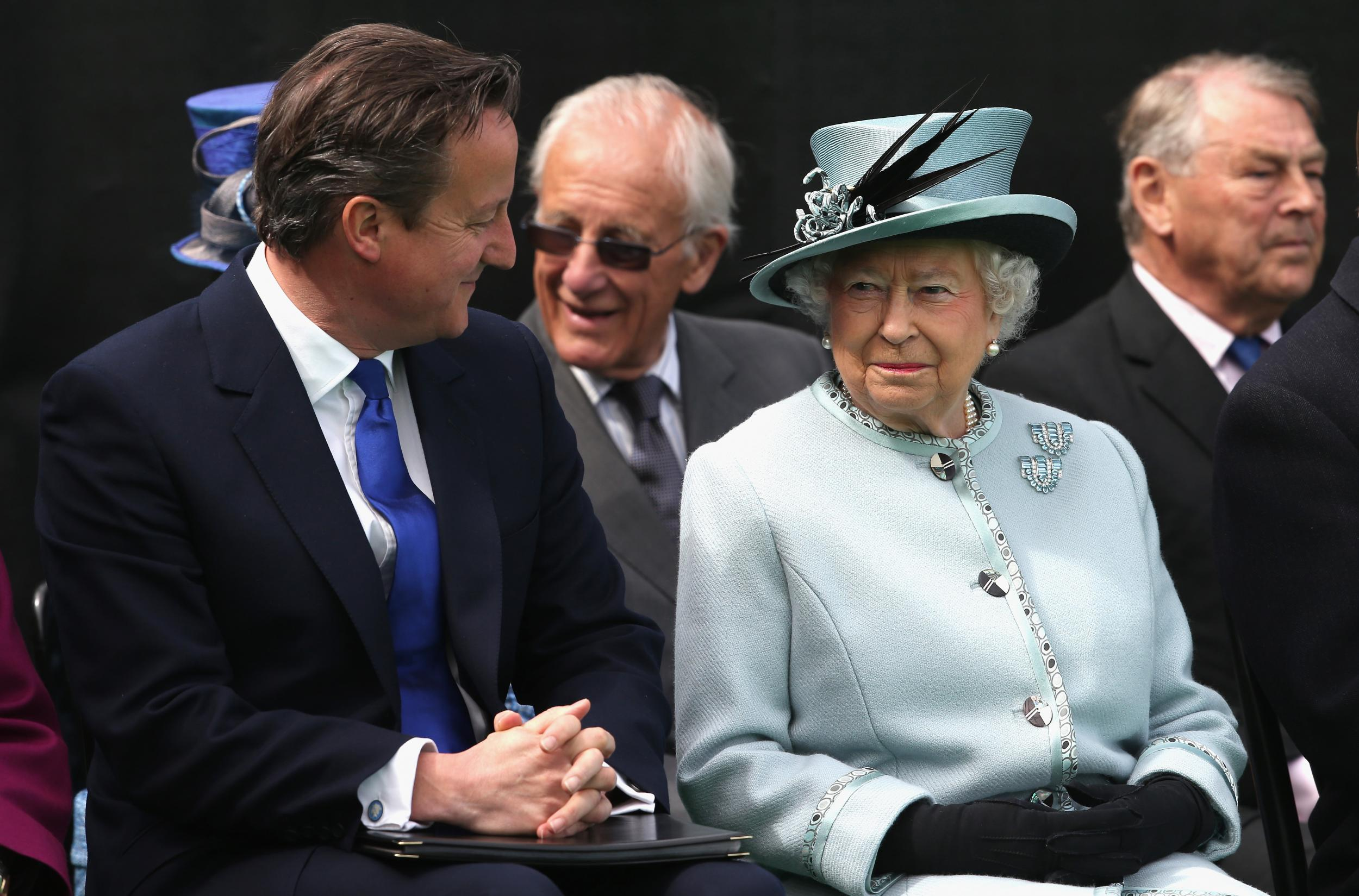 David Cameron explains why he asked Queen to intervene in Scottish referendum and admits 'terrible mistake' over phone call revelation