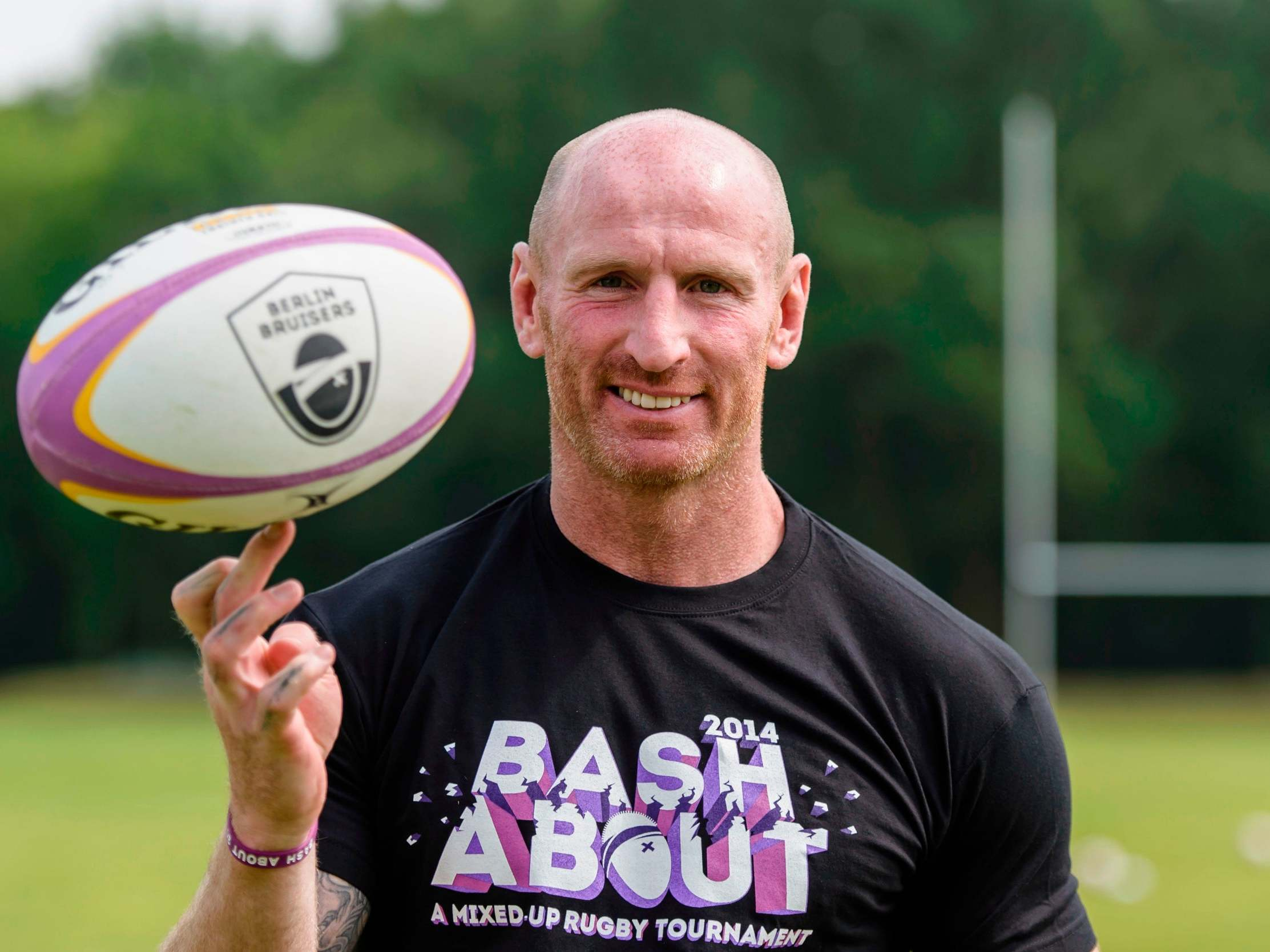 Gareth Thomas' HIV announcement leads to surge in inquiries, charity says