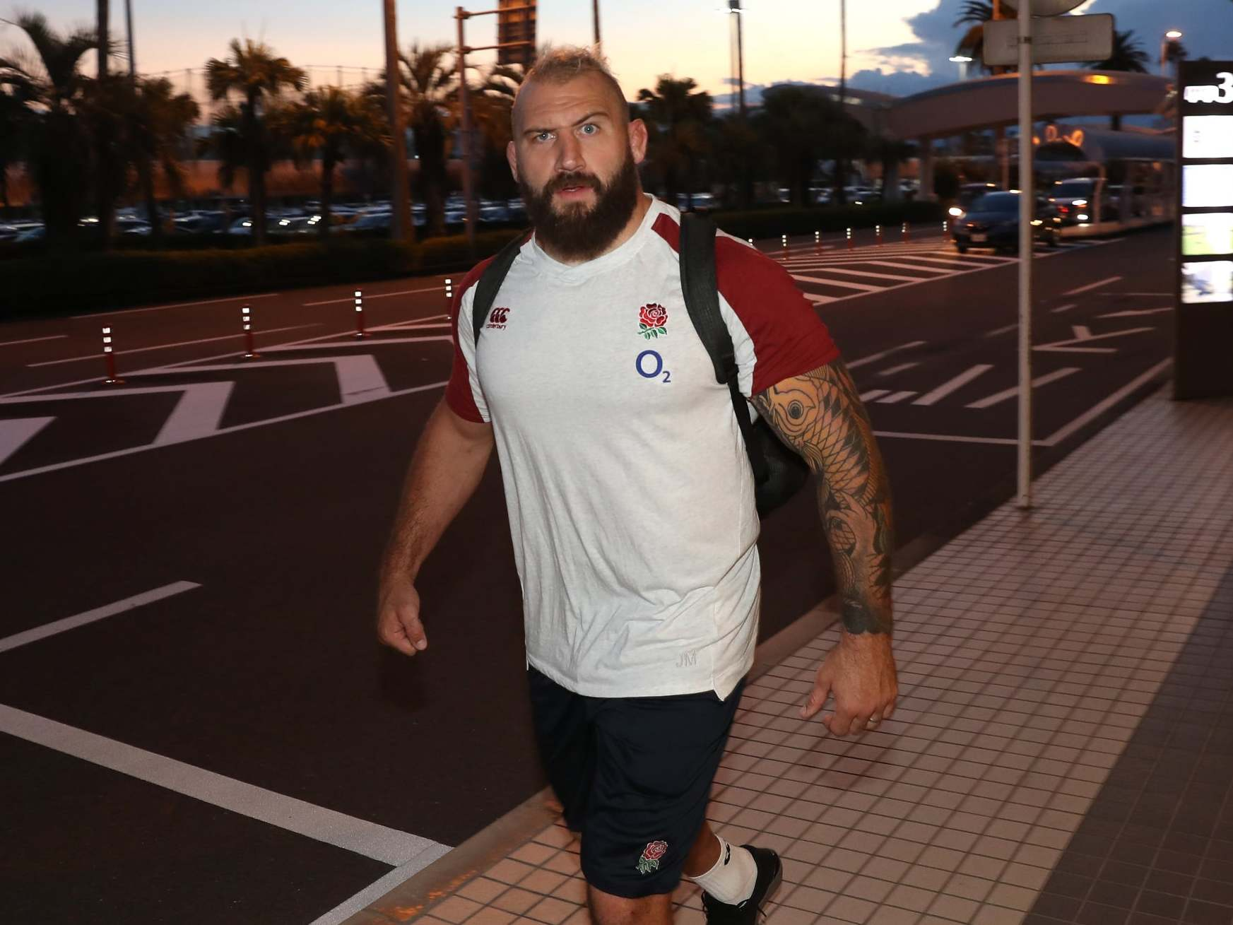 England team news: Joe Marler a late doubt for Rugby World Cup opener against Tonga