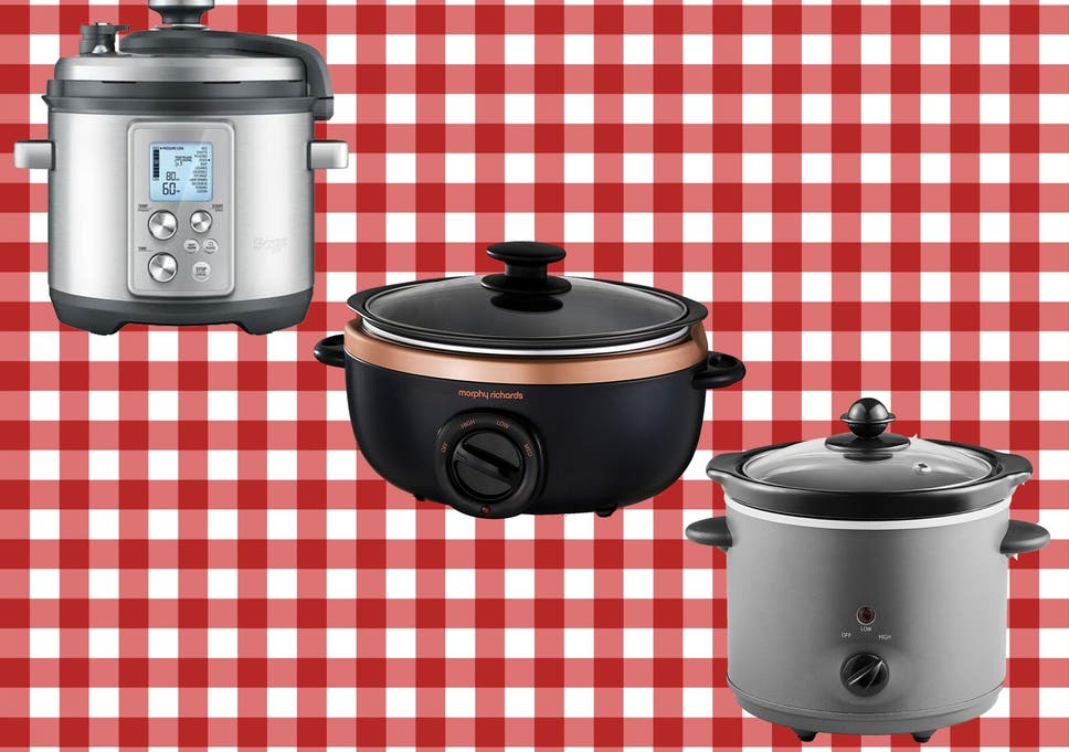 Best Slowcookers With Timers Keep Warm Functions And