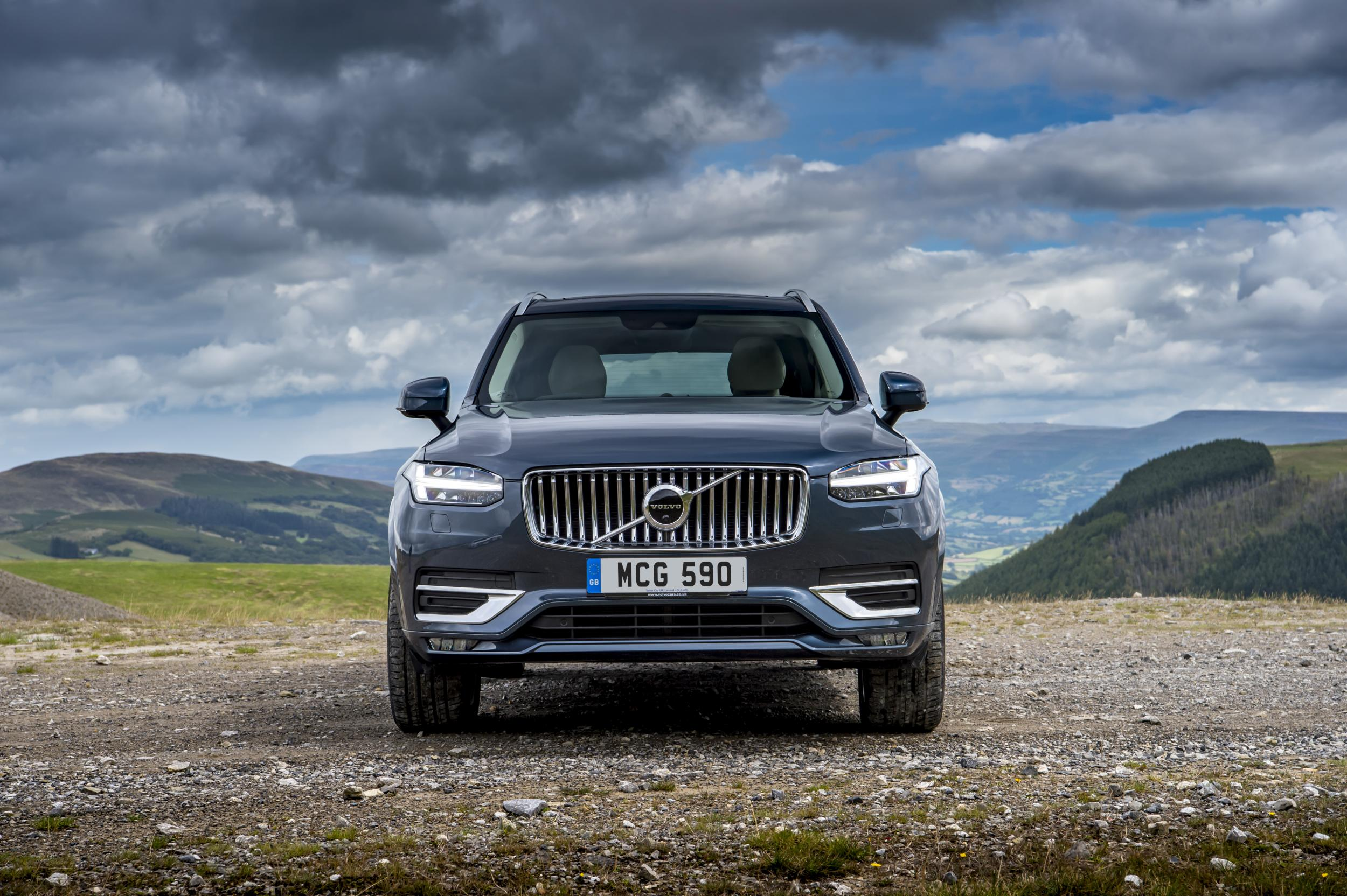 Car review: Volvo XC90 (2020) – far too well-built for its own good | The  Independent | The Independent