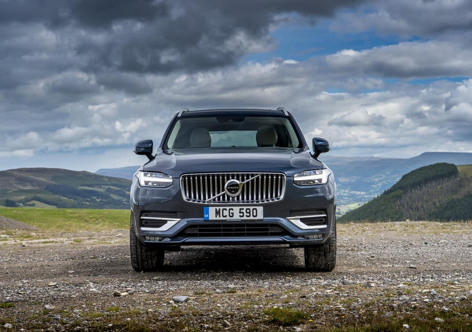 Car review: Volvo XC90 (2020) – far too well-built for its