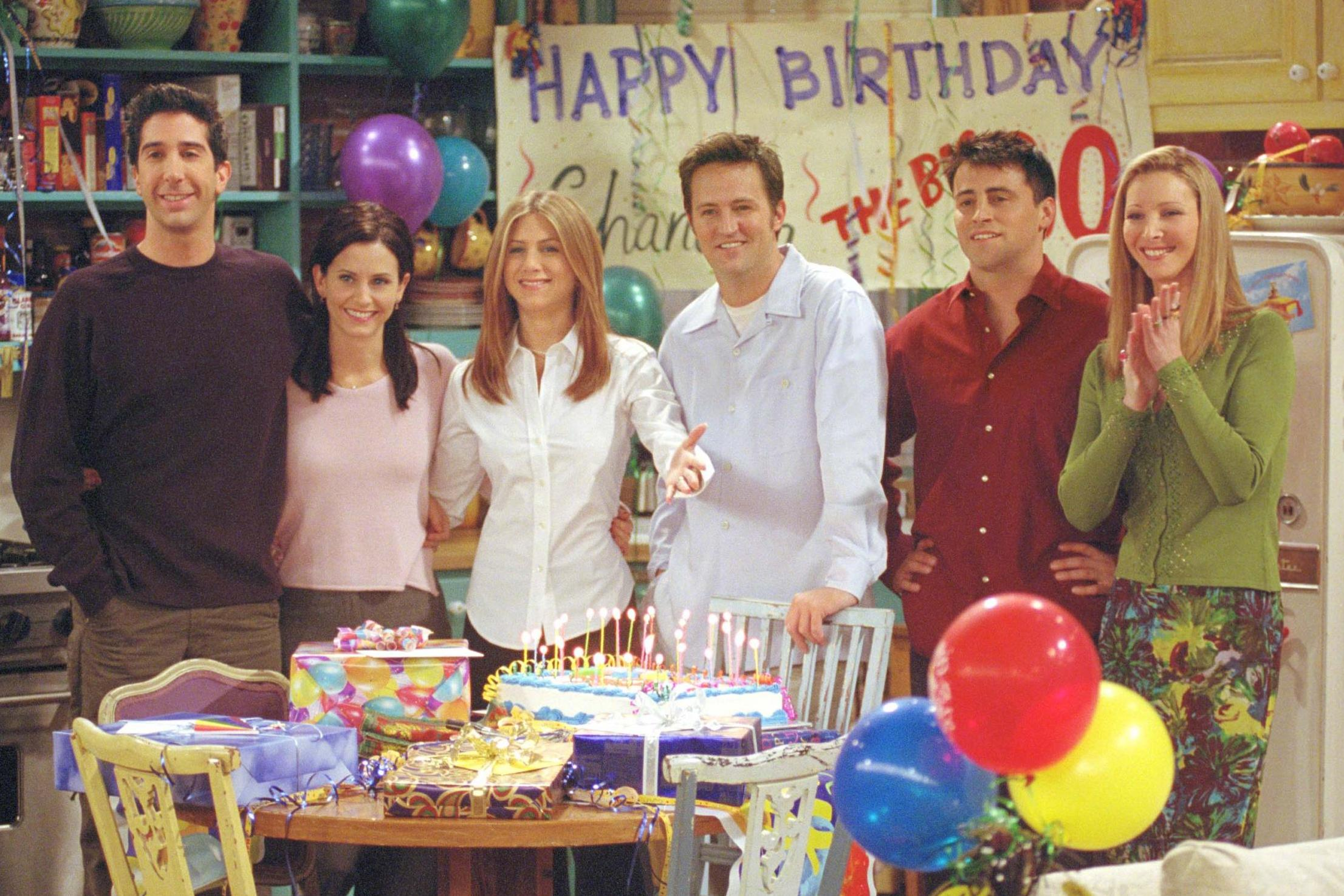 Friends 25th anniversary marked by Google with easter eggs on search engine