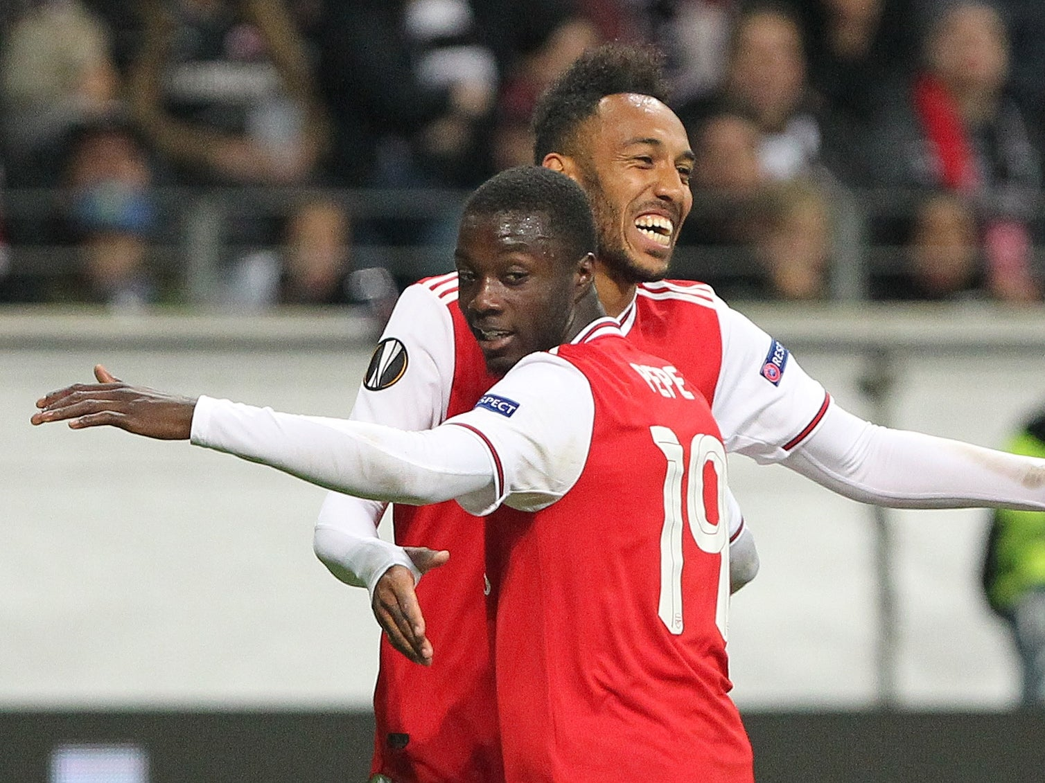 Frankfurt vs Arsenal: Five things we learned from the young Gunners' impressive Europa League victory