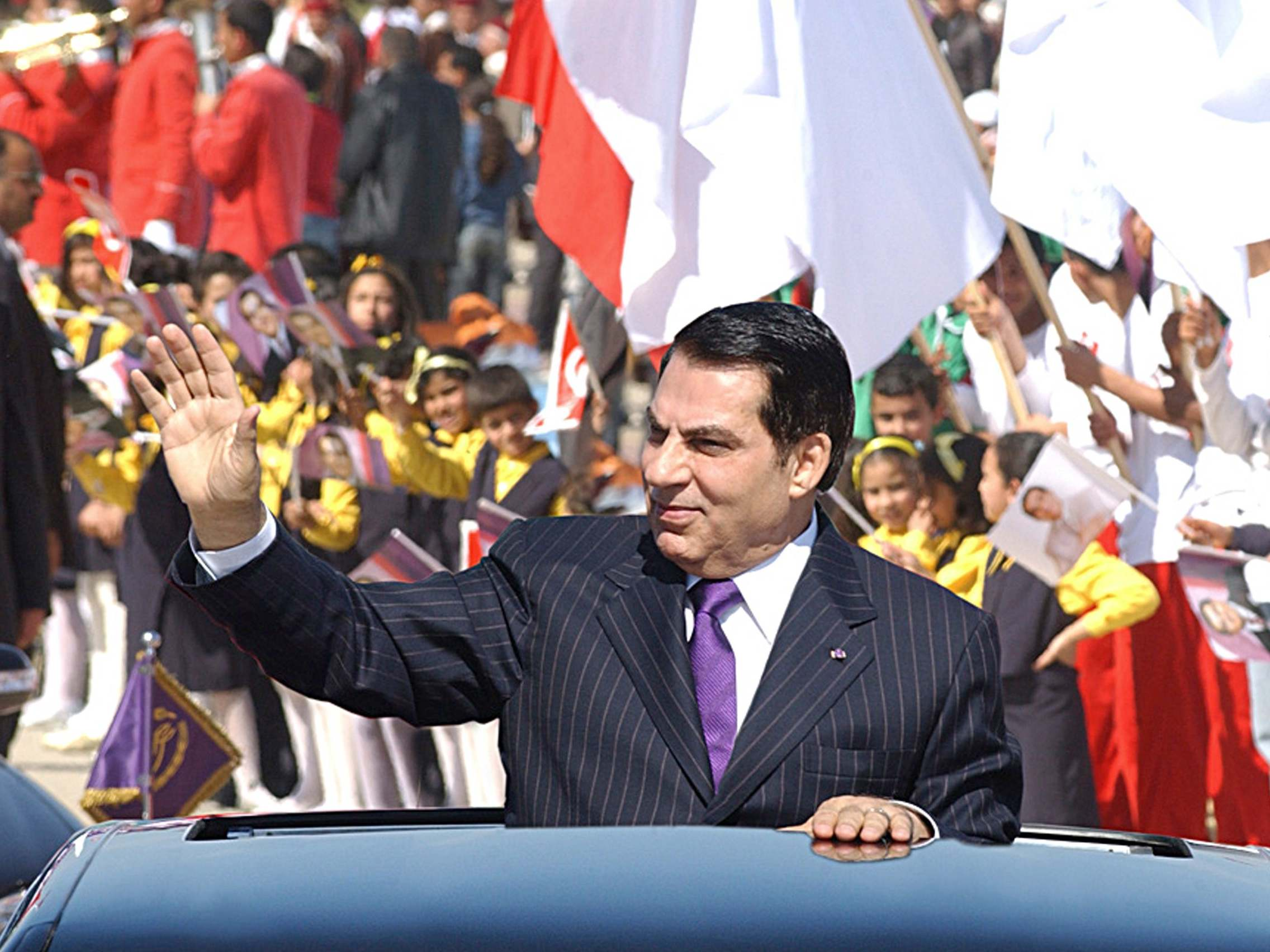 Ben Ali's death marks the official end of autocracy in Tunisia – but the nation isn't out of the woods yet