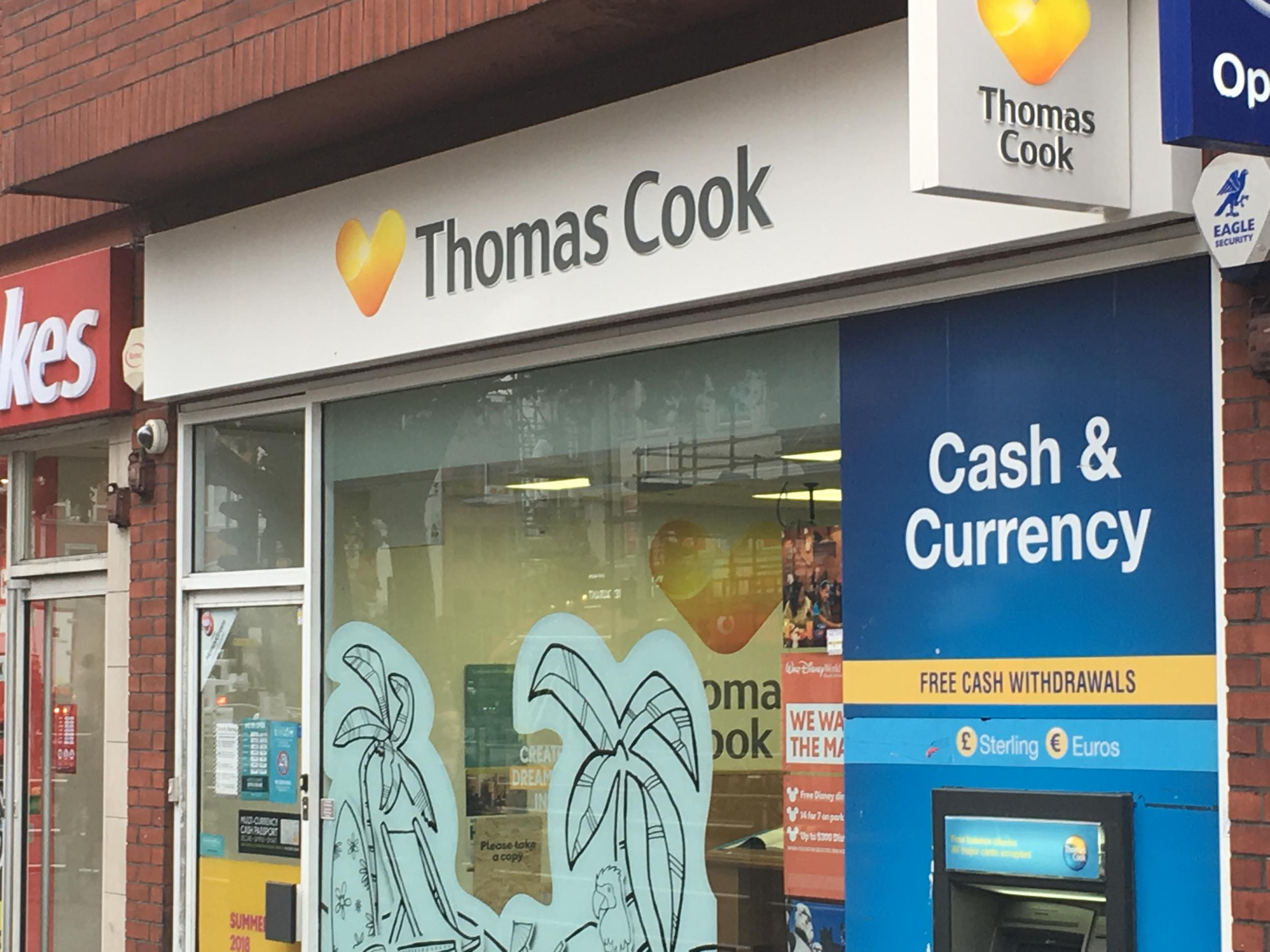 Thomas Cook: How will holidaymakers be affected if the travel company collapses?