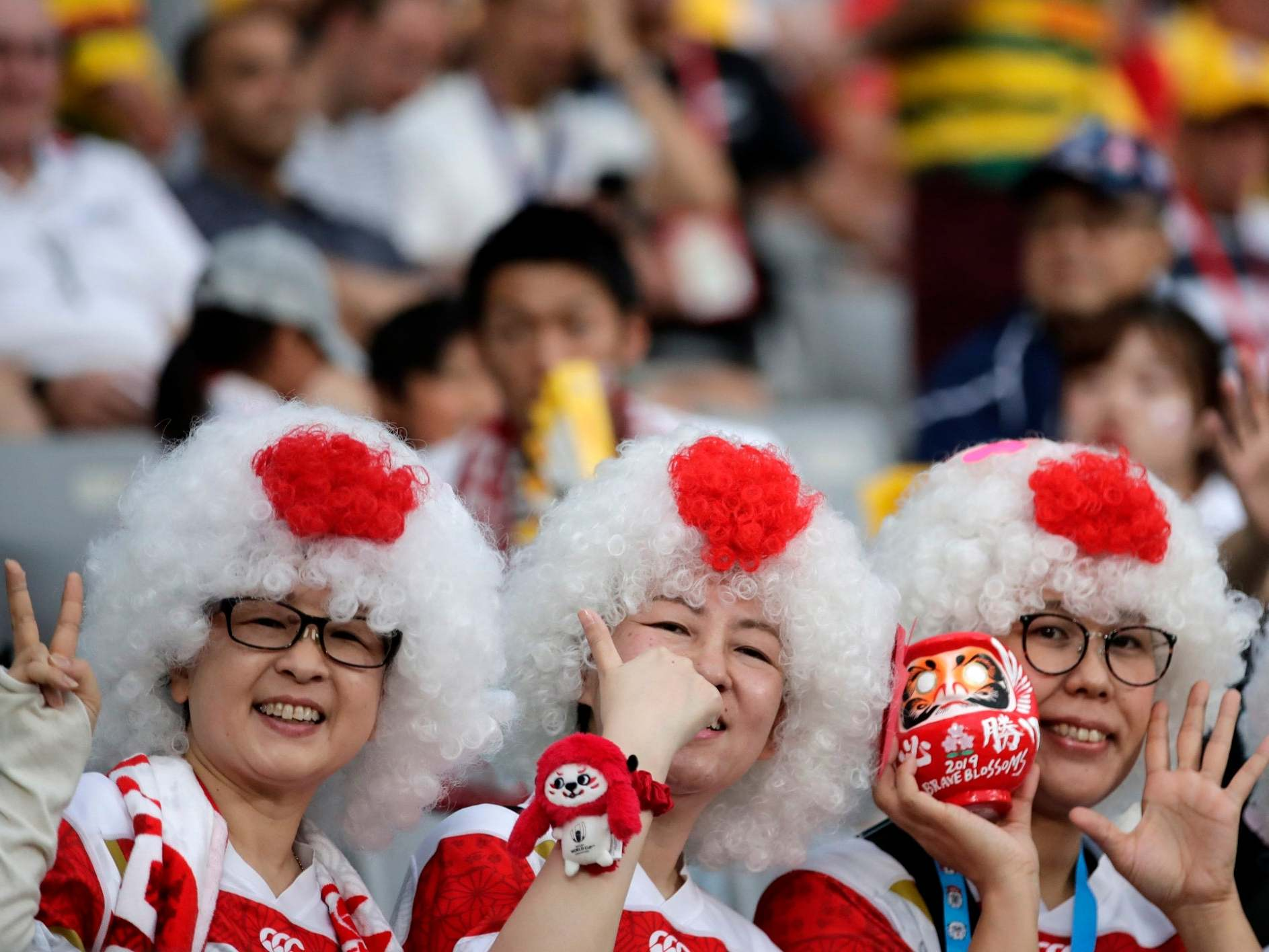 Japan vs Russia live stream: How to watch Rugby World Cup 2019 opening fixture online and on TV