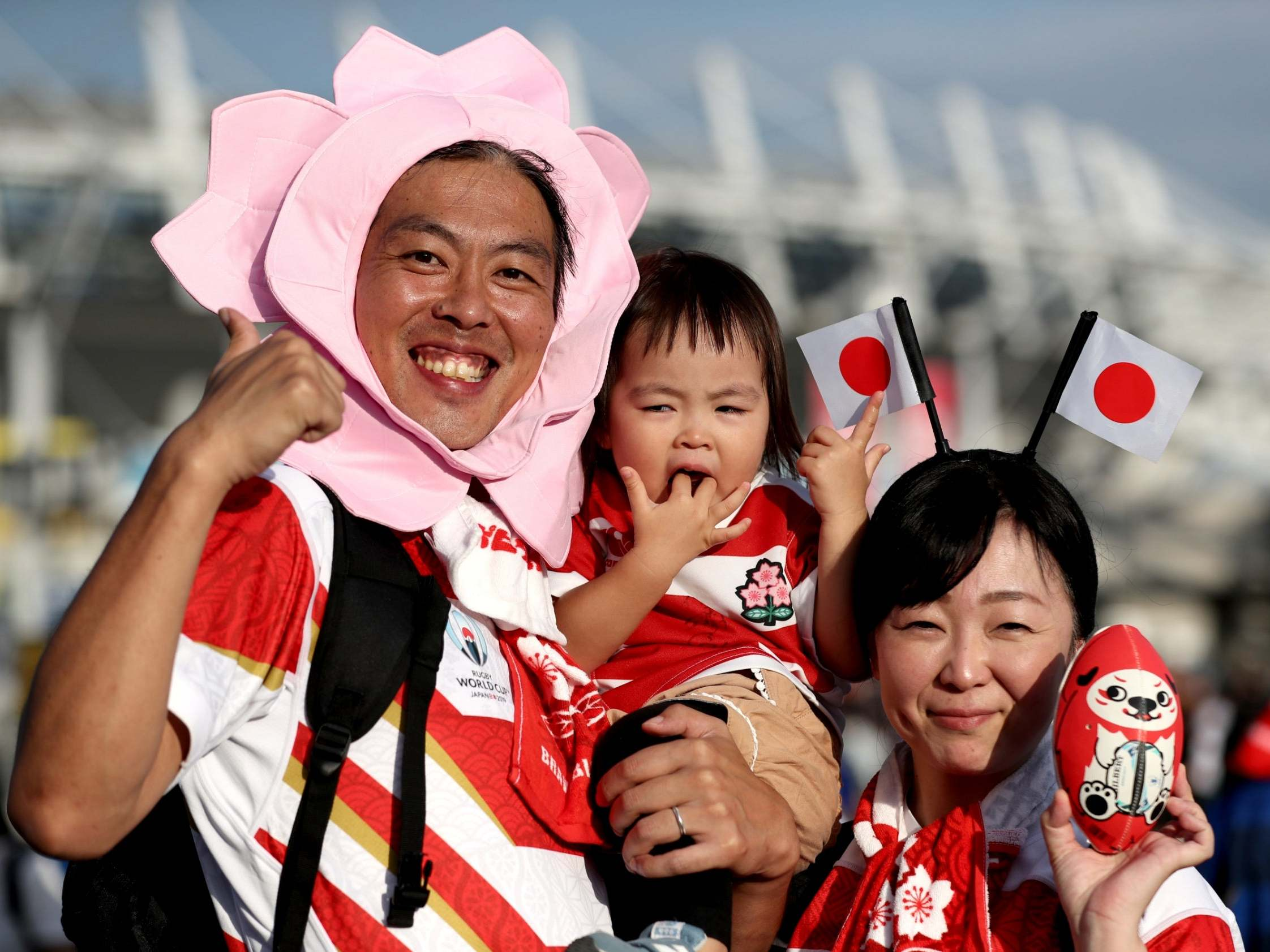 Rugby World Cup live stream: How to watch 2019 opening ceremony online and on TV