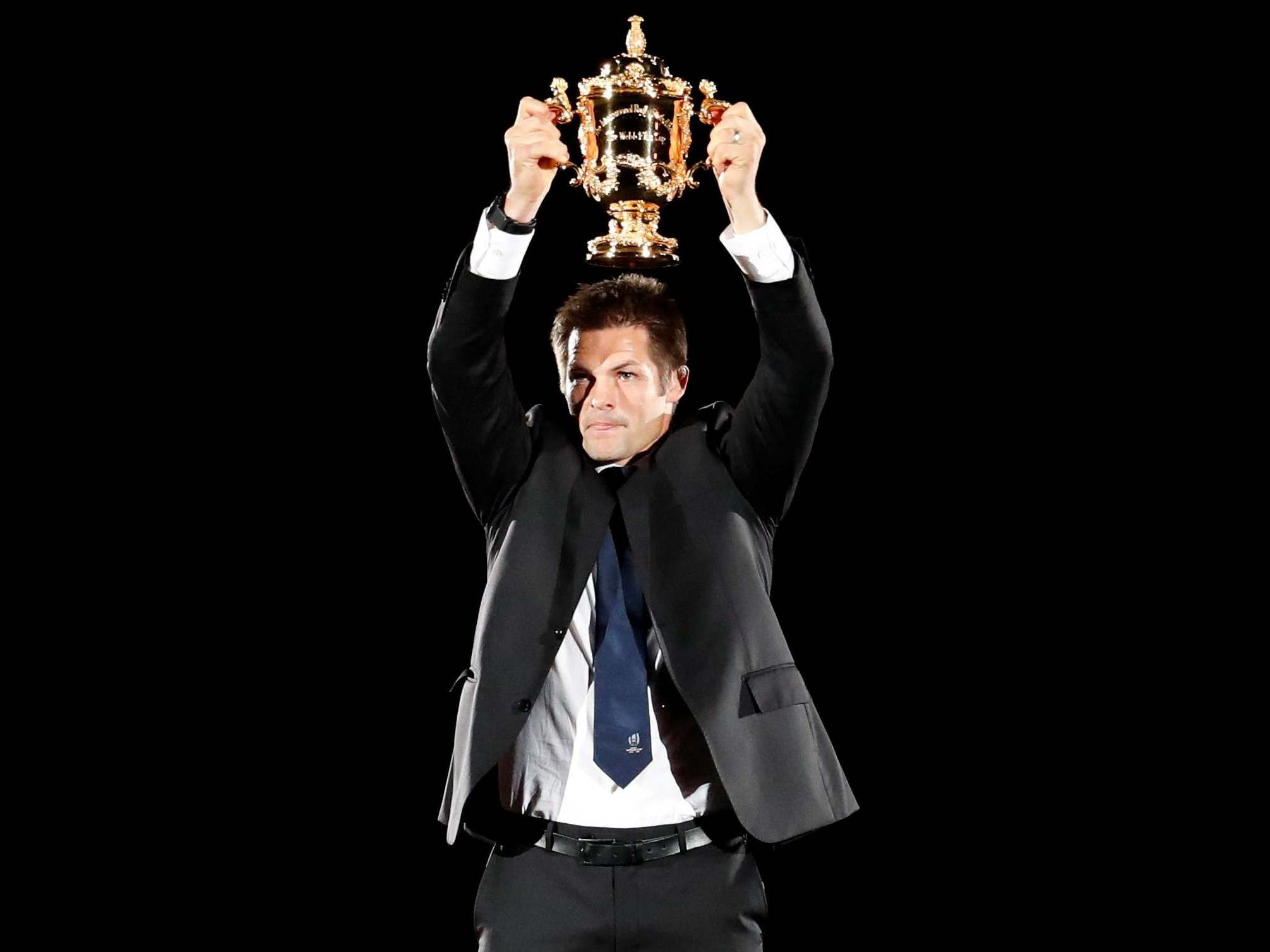 Rugby World Cup 100 greatest players: A journey back through the career of Richie McCaw, simply the best