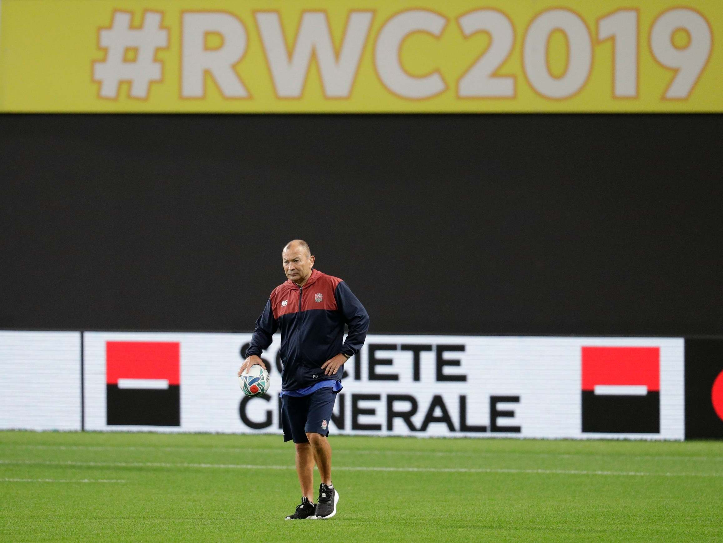 Rugby World Cup 2019: England suffer late blow as team doctor quits on eve of tournament