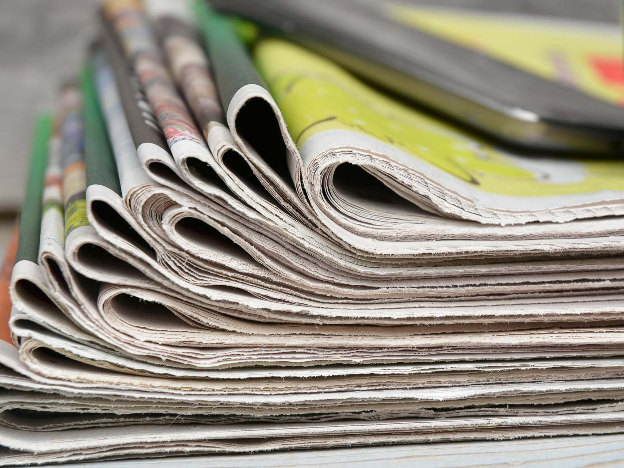The Top 10: Newspaper corrections