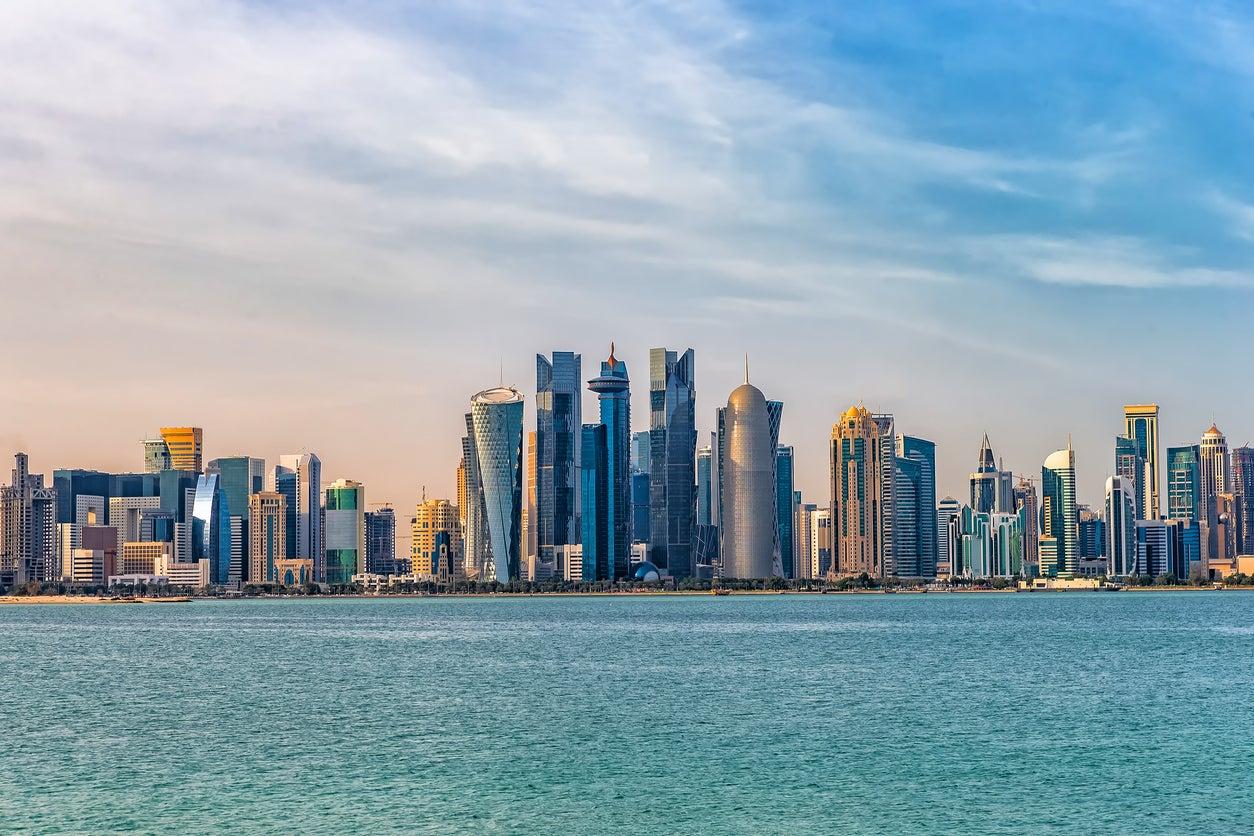 Doha sex