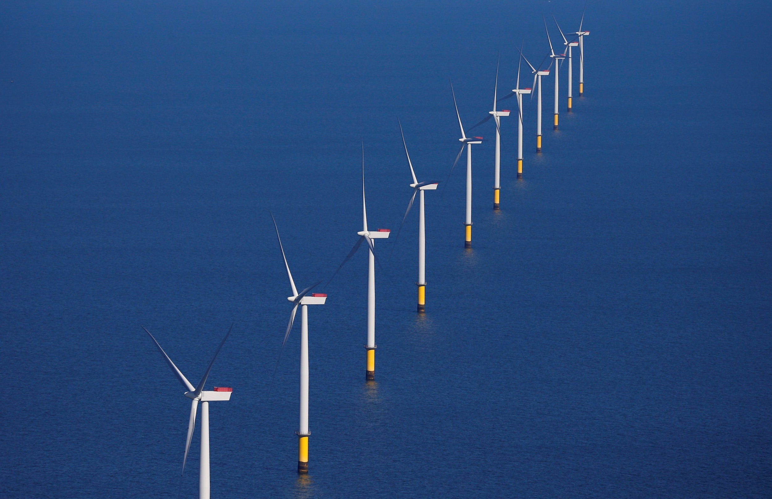 The energy market is vital to the world's green economic recovery