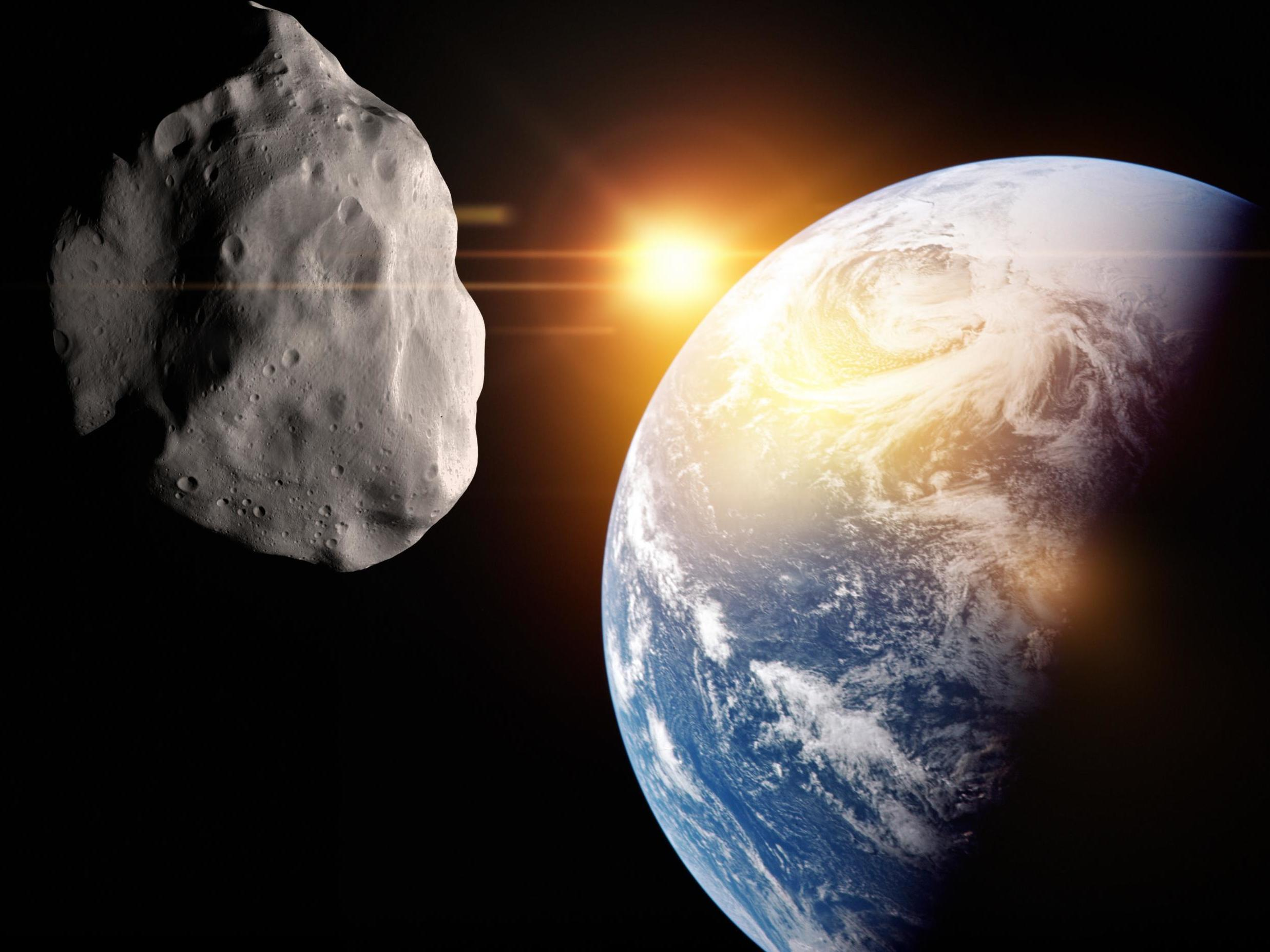 Asteroid flies by Earth closer than any seen before, Nasa says ...