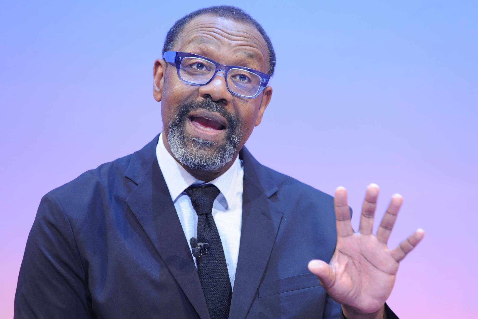 Lenny Henry speaks out about his mother beating him with her belt and shoes: 'I was frightened'