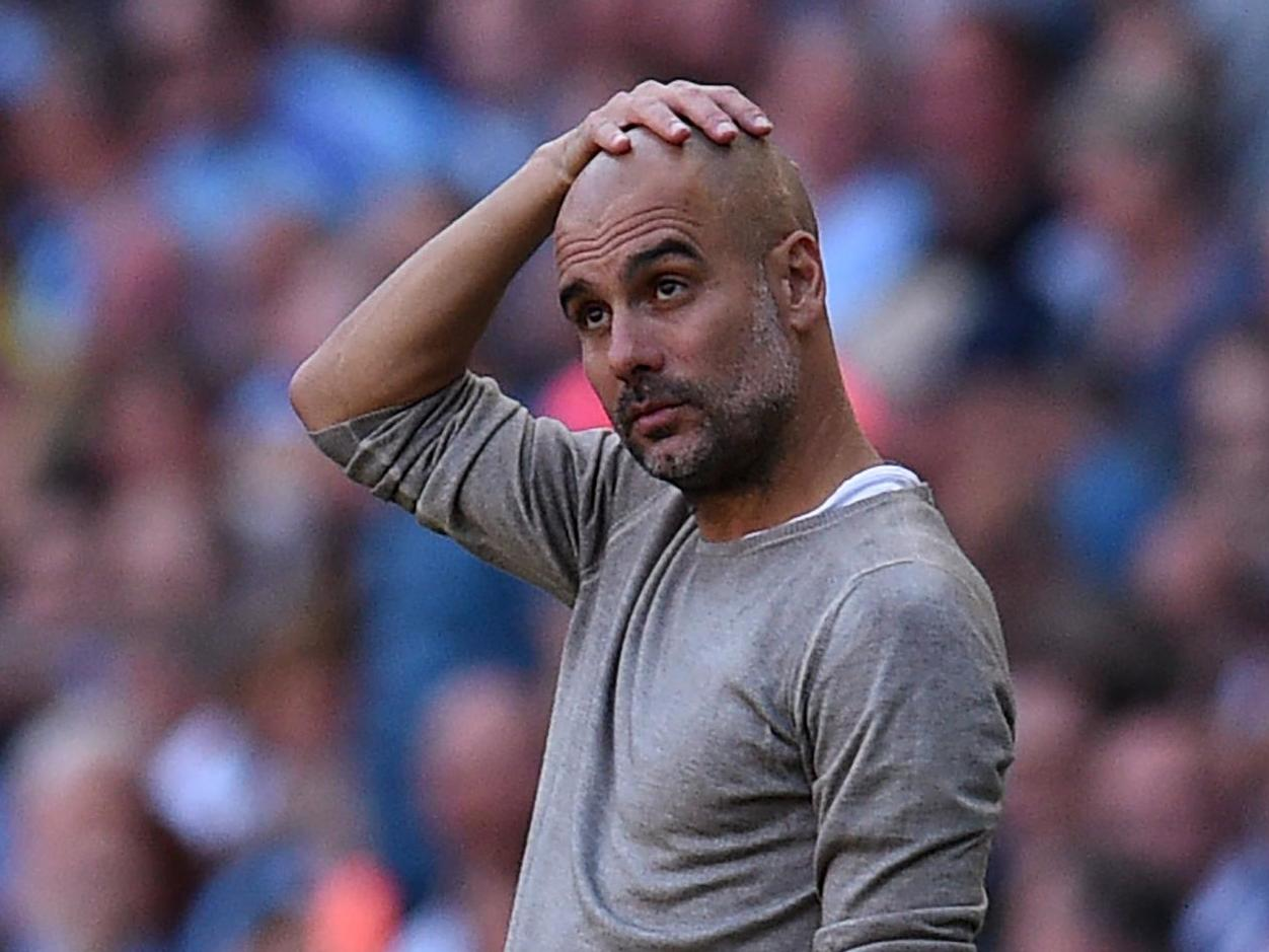 Manchester City manager Pep Guardiola reacts to scouting hack: 'There are not secrets anymore'