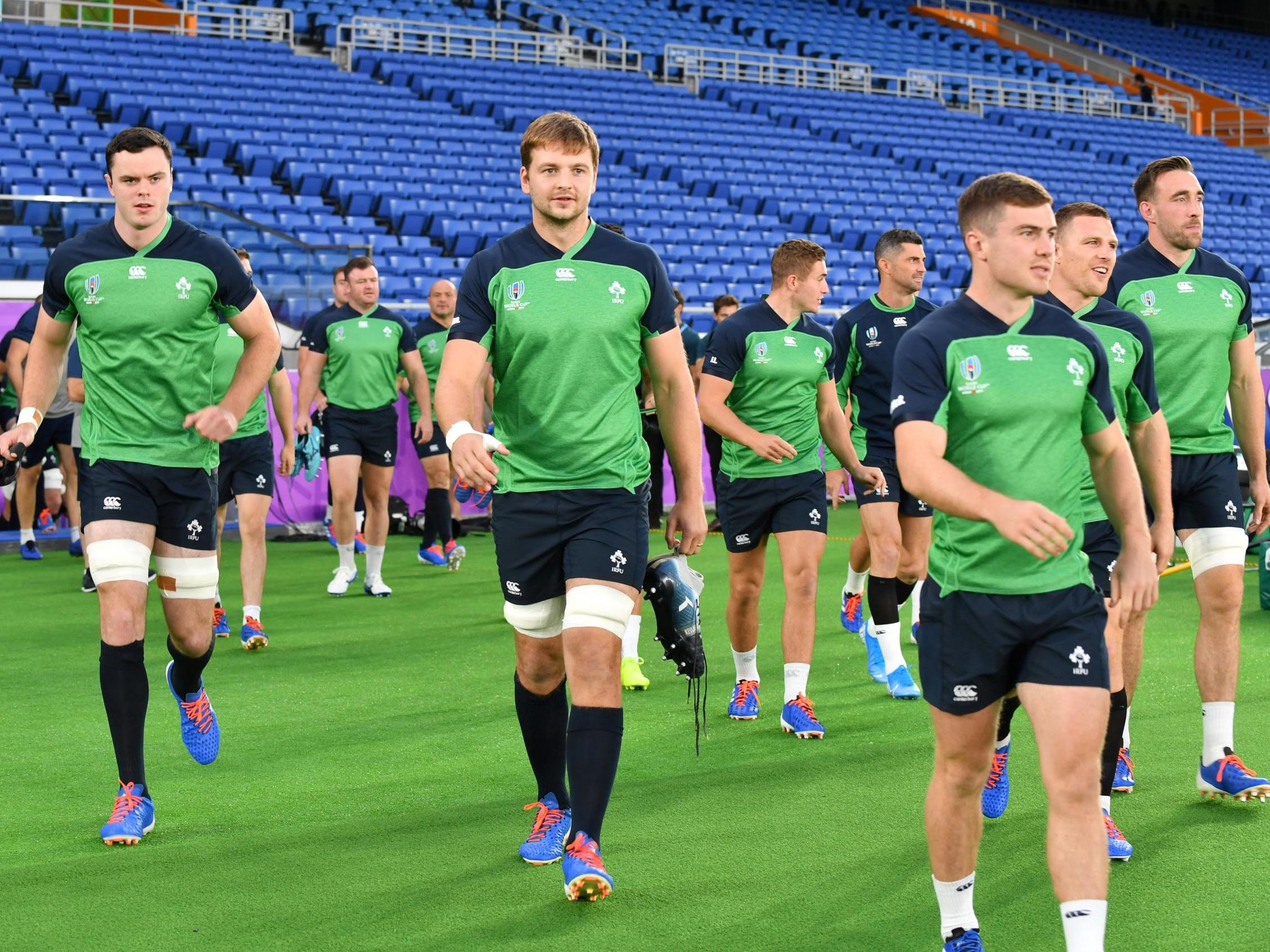 Rugby World Cup 2019: How to live stream Ireland vs Scotland, kick-off time and team news