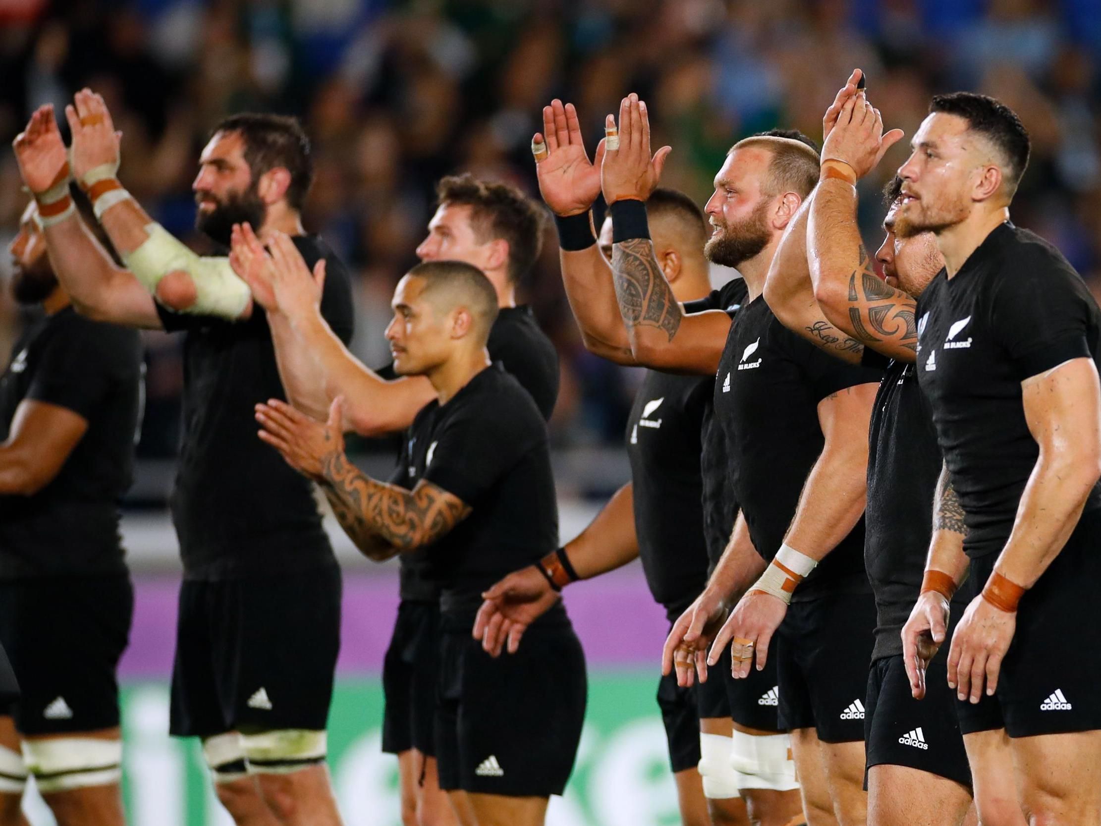 Rugby World Cup 2019: Having beaten South Africa, New Zealand are only just getting started