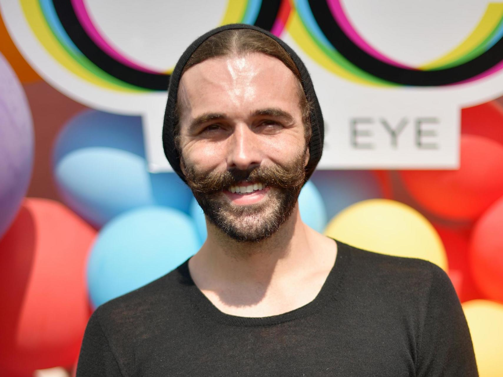 Queer Eye's Jonathan Van Ness taking time to 'rest up' after sharing HIV positive diagnosis