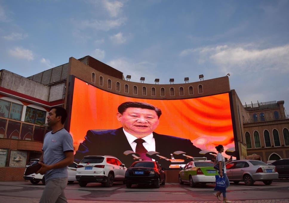 19+ Communist xinjiang flag terupdate