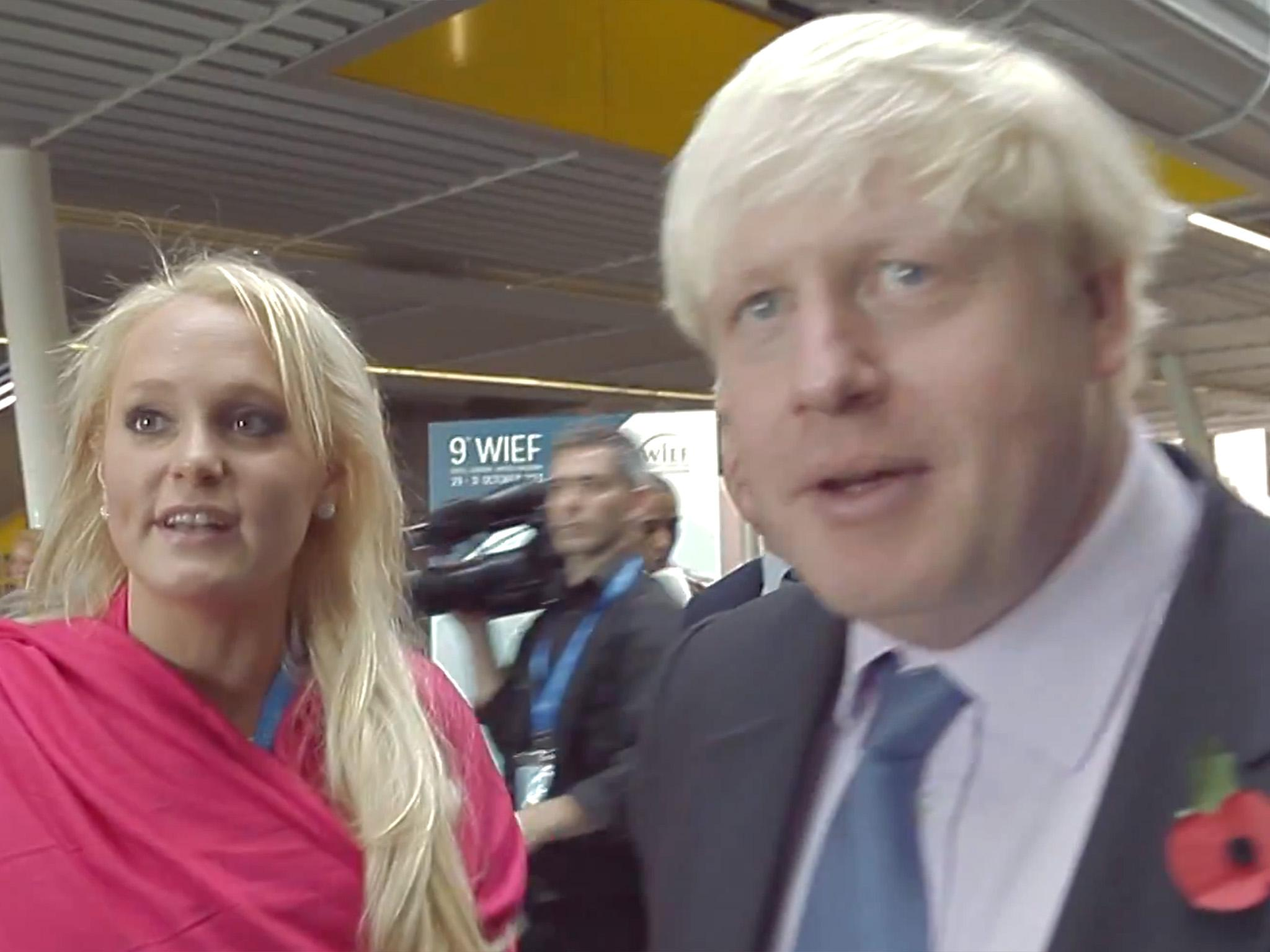 Boris Johnson: Inquiry into Jennifer Arcuri links paused as culture secretary defends government grant to former model
