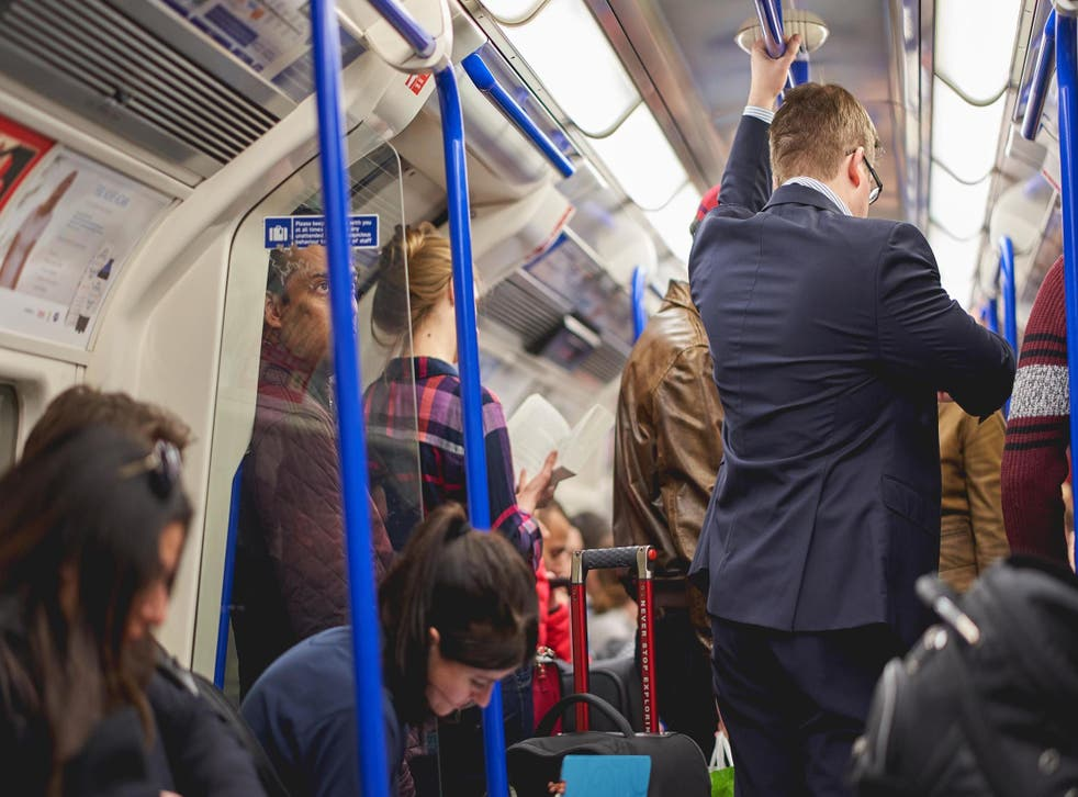 The Central line, which has no CCTV on its trains, saw the most sexual assaults
