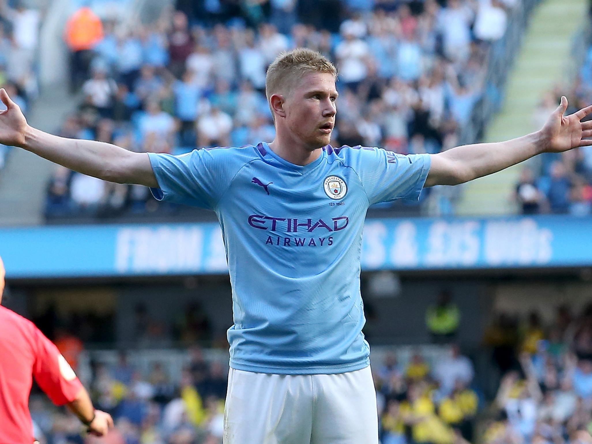 Manchester City: Kevin De Bruyne was already brilliant but is suddenly getting even better