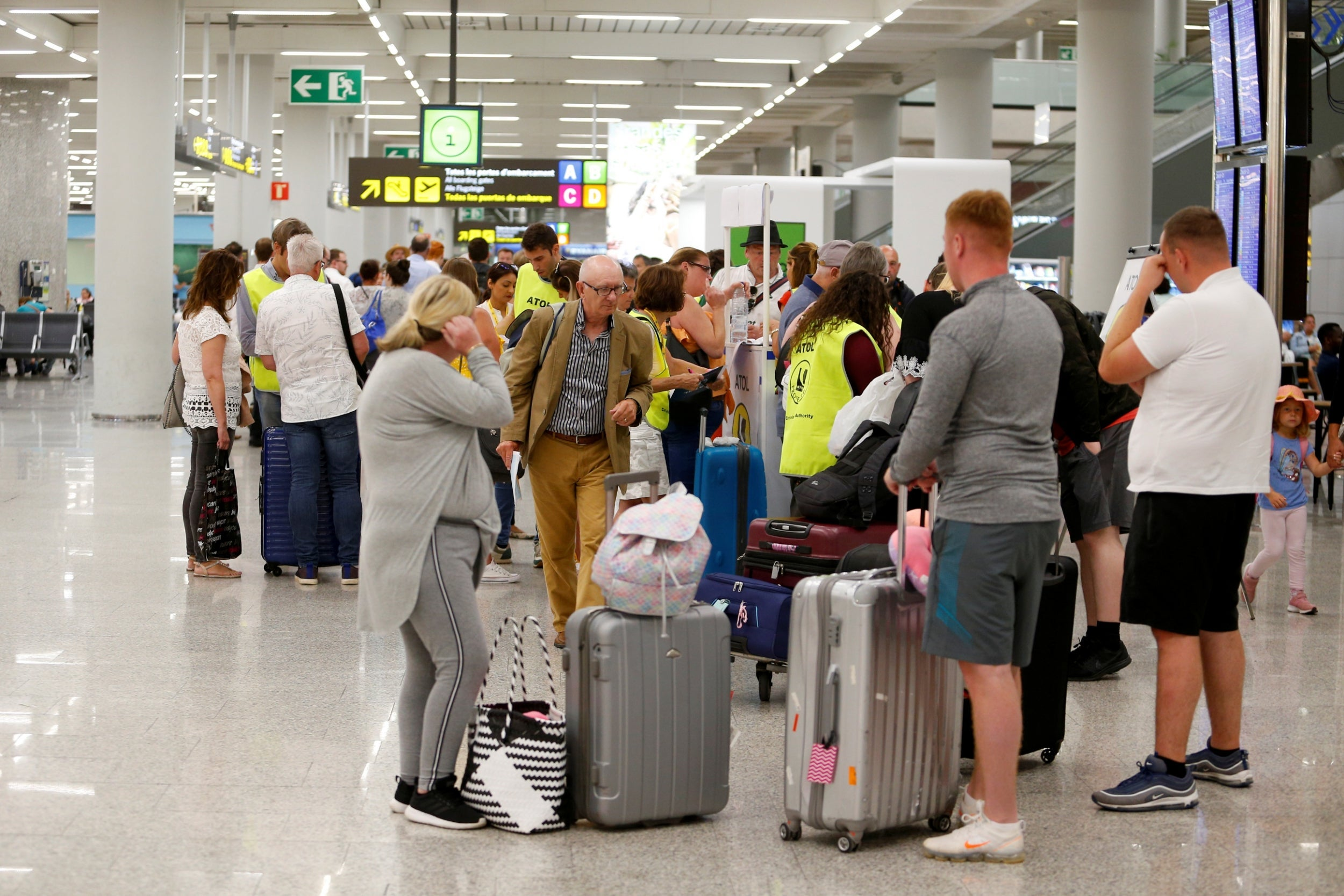 Thomas Cook news - live: 150,000 British holidaymakers wait for repatriation after Boris Johnson refuses to bail collapsed firm out