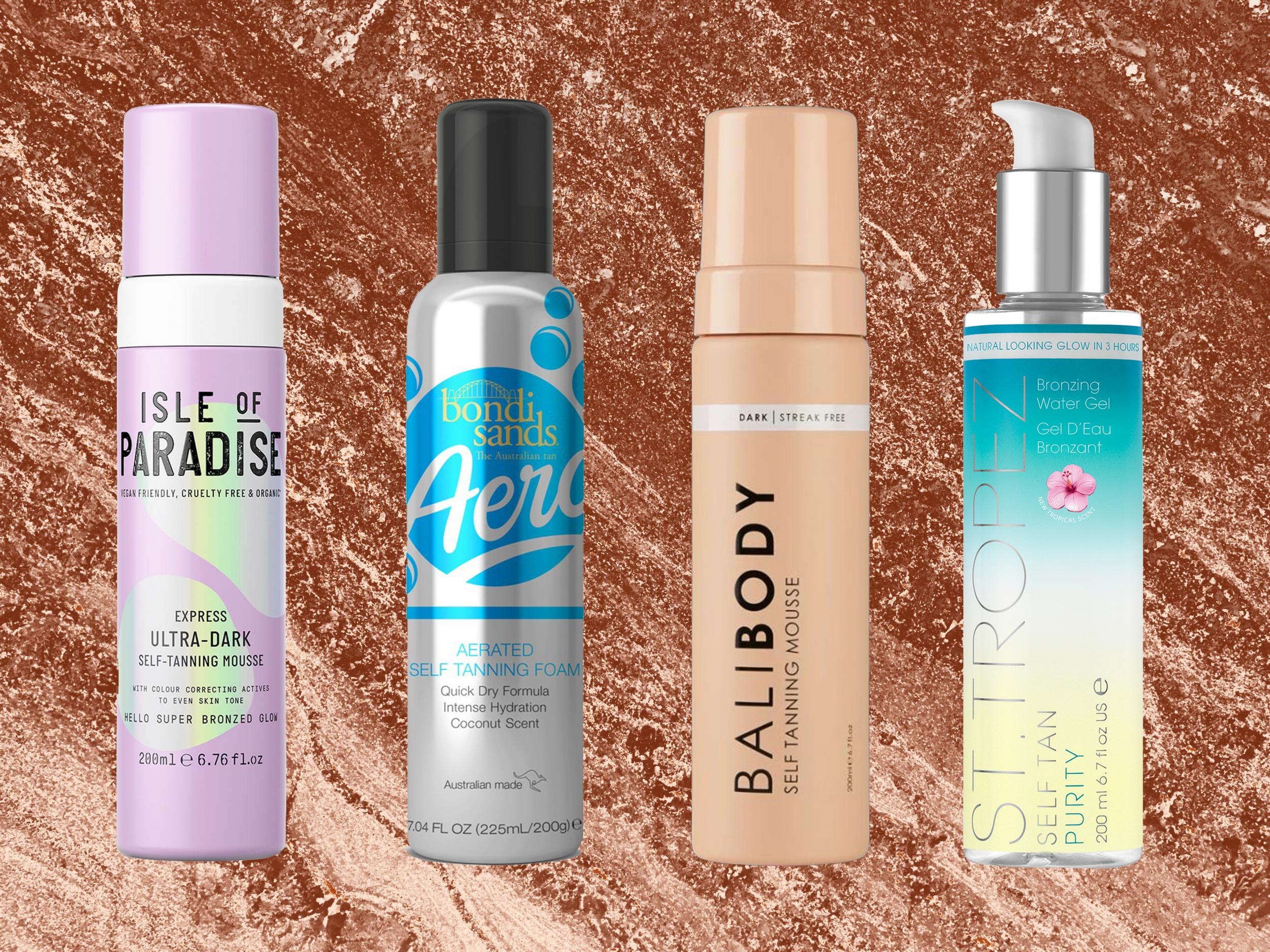Best Fake Tan Mousses Oils And Sprays For An Instant Glow