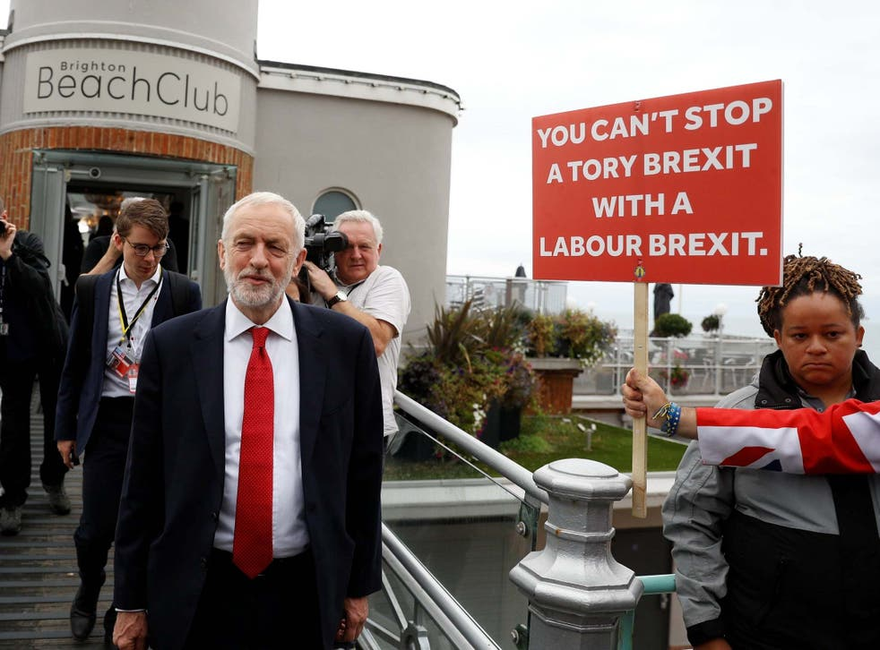 Ignoring the signs: Jeremy Corbyn is a Eurosceptic in a pro-European party