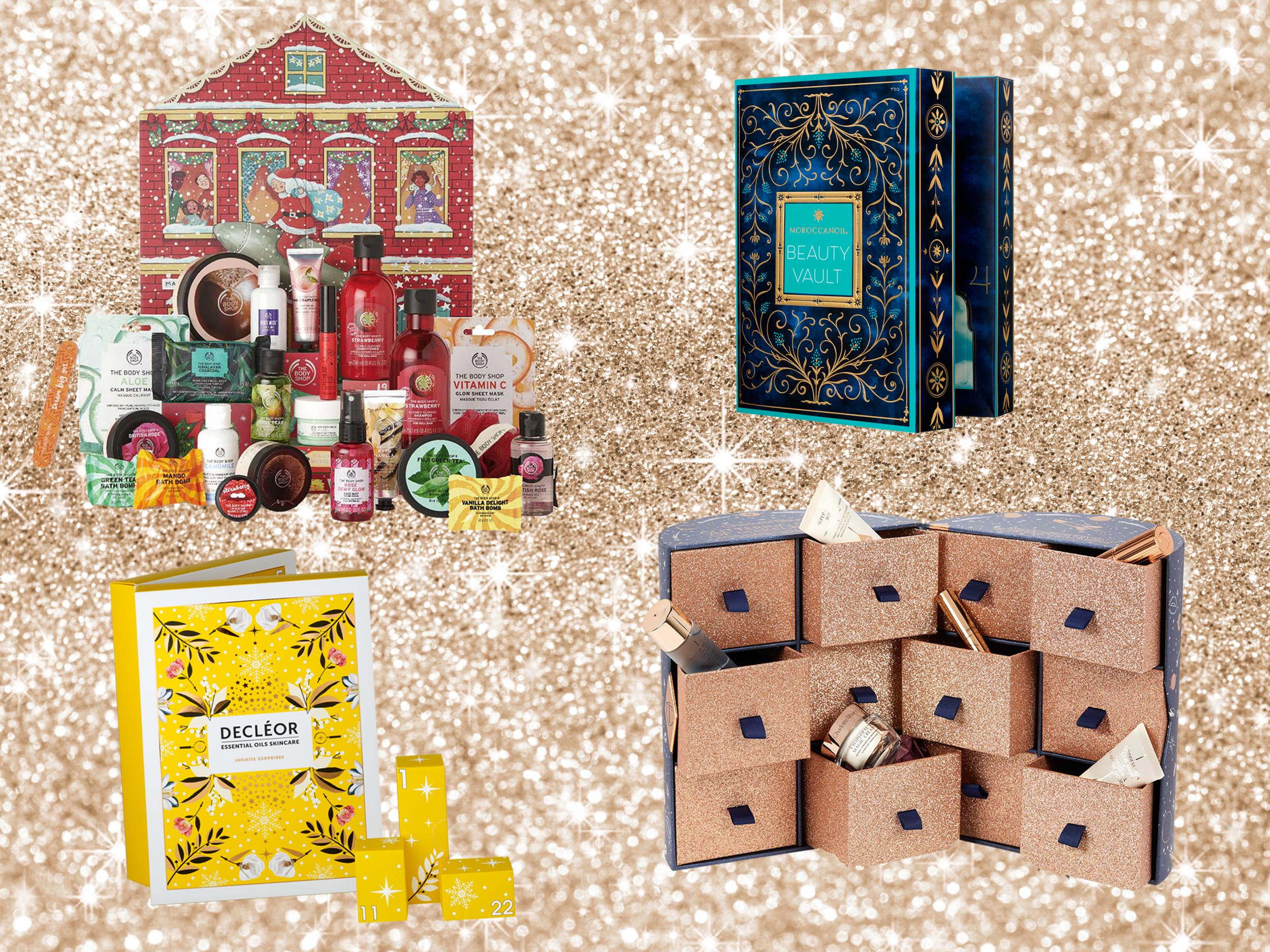 best beauty advent calendars for christmas 2019 to get a. Black Bedroom Furniture Sets. Home Design Ideas