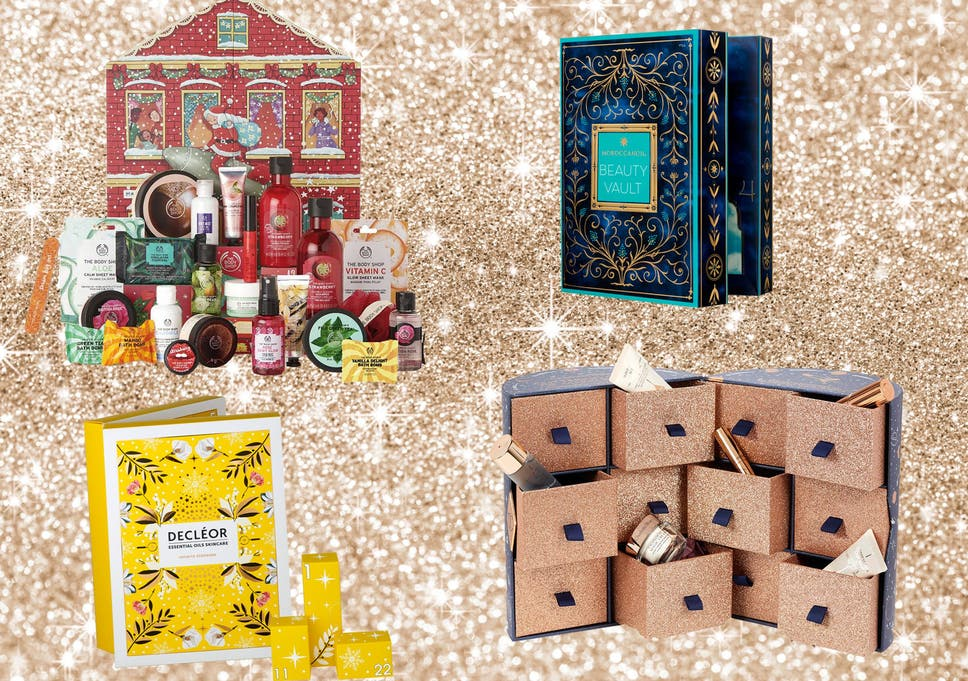 Countdown To 25 Days Of Christmas 2019.Best Beauty Advent Calendars For Christmas 2019 To Get A