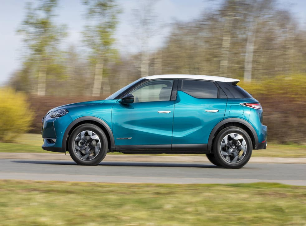 Car review: DS3 Crossback – Driving and Handling- GoodAutoDeals