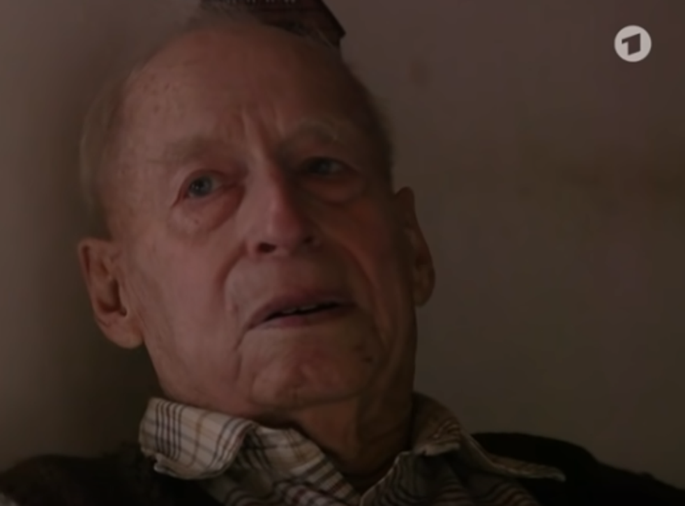 Karl Munter was convicted for the 1944 massacre of 86 men in the Second World War in France