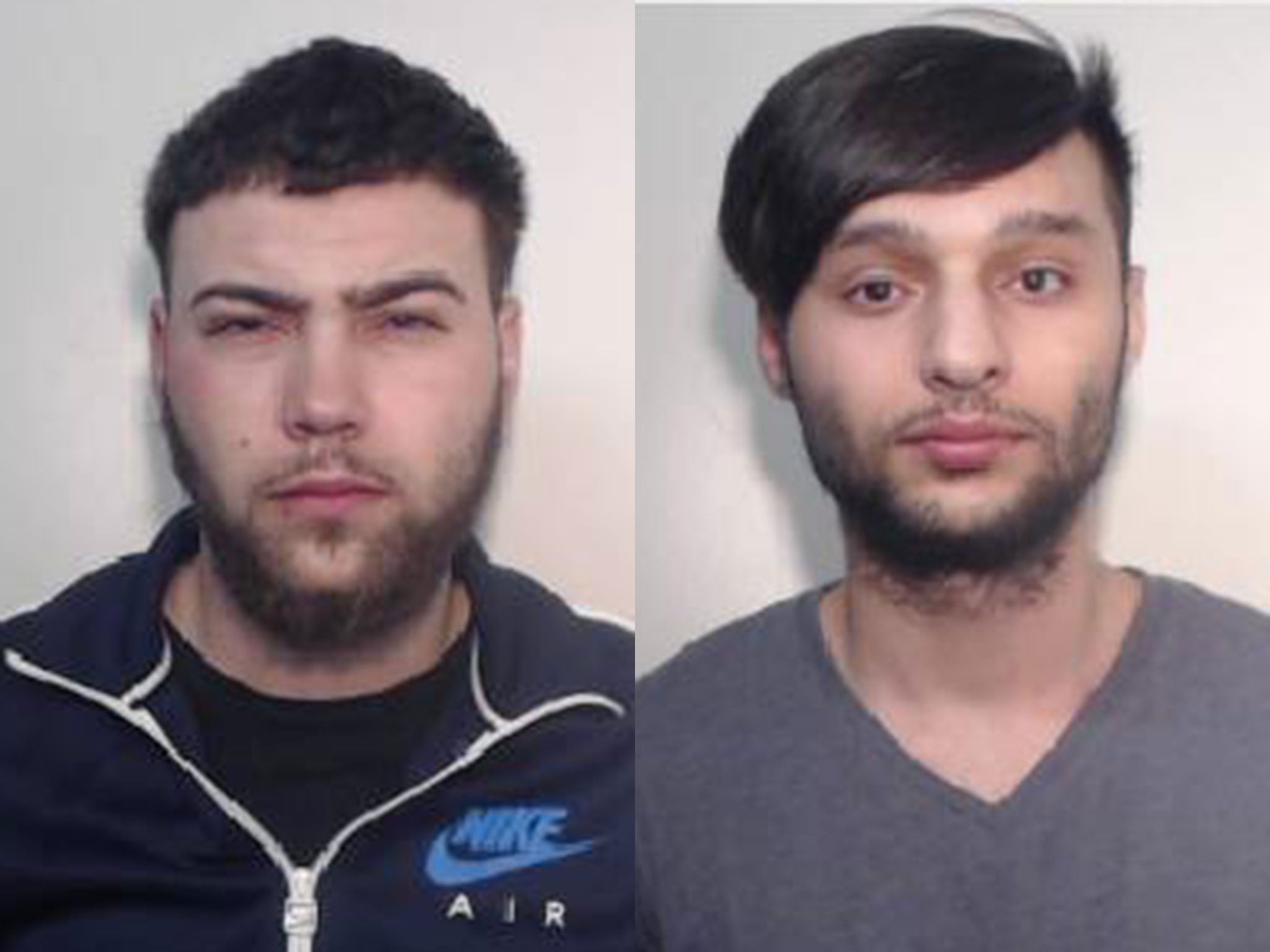 Grooming gang members who targeted girls as young as 12 in Mancheste…