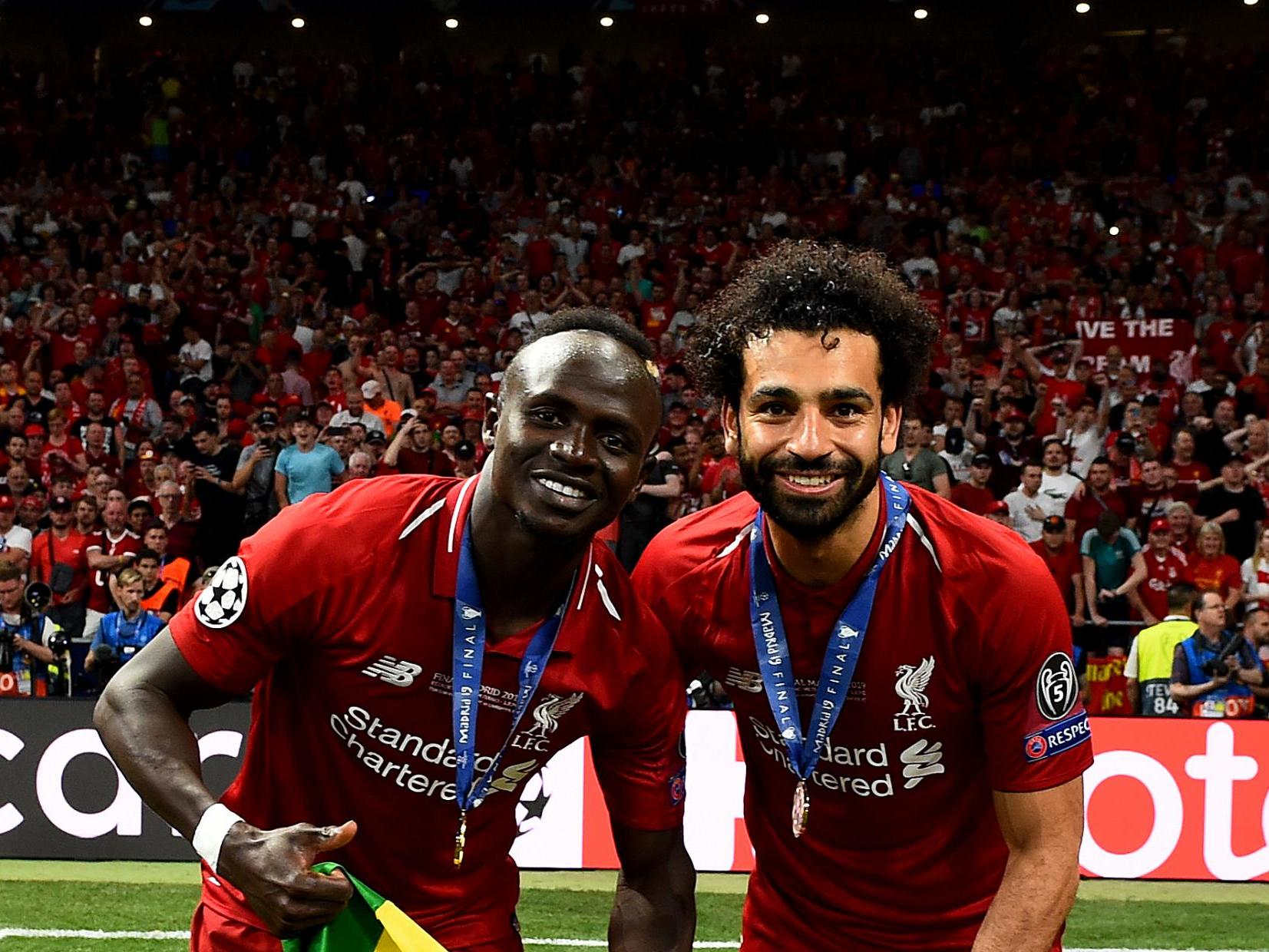 Best Fifa Awards 2019: Mohamed Salah, Sadio Mane and Bernardo Silva make alternative world XI