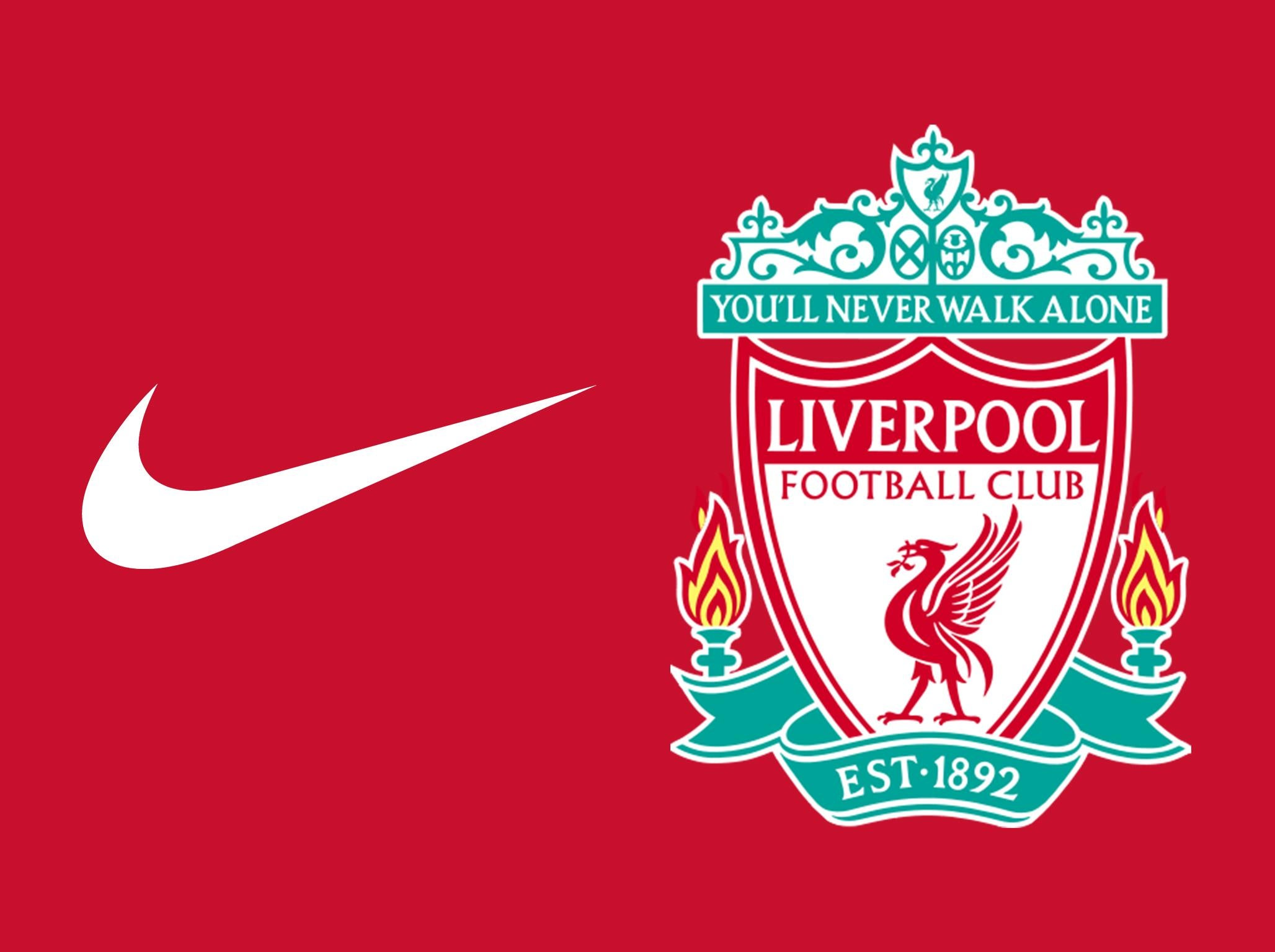 huge discount 0f1c2 1f464 Liverpool and Nike poised to agree record-breaking new kit ...