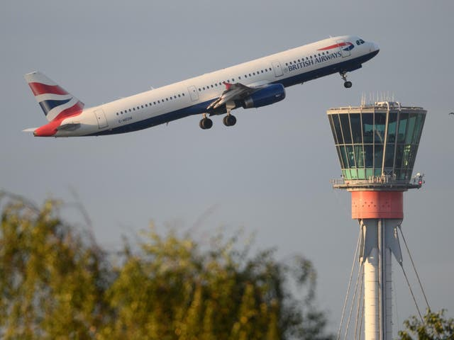 A British Airways flight had to make an emergency landing when the cabin filled with smoke