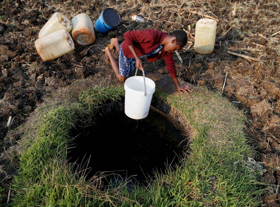 More than two million Zimbabwe residents have been left without water after officials cut off the supply
