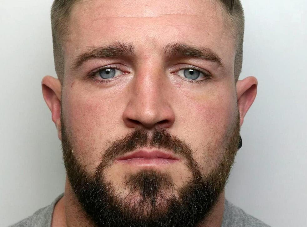 A Castleford man has been sentenced to more than 11 years after being jailed for an assault on a woman which he recorded on his own CCTV